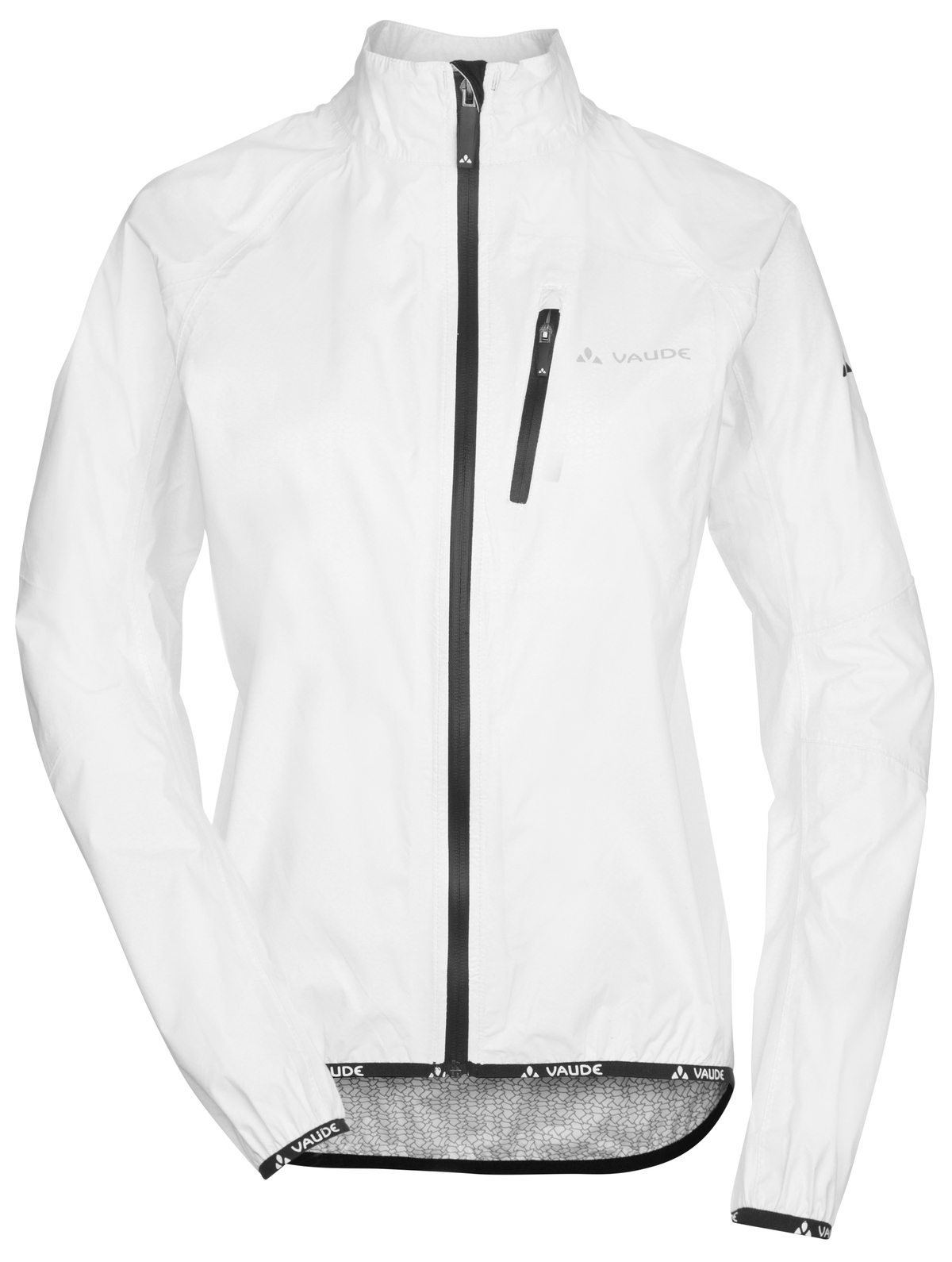 VAUDE Women´s Drop Jacket III white Größe 34 - schneider-sports