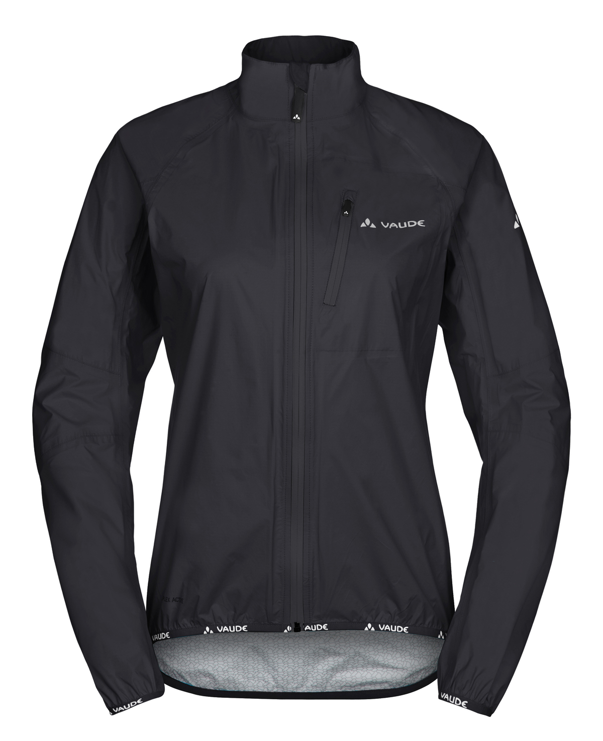 VAUDE Women´s Drop Jacket III black Größe 34 - schneider-sports