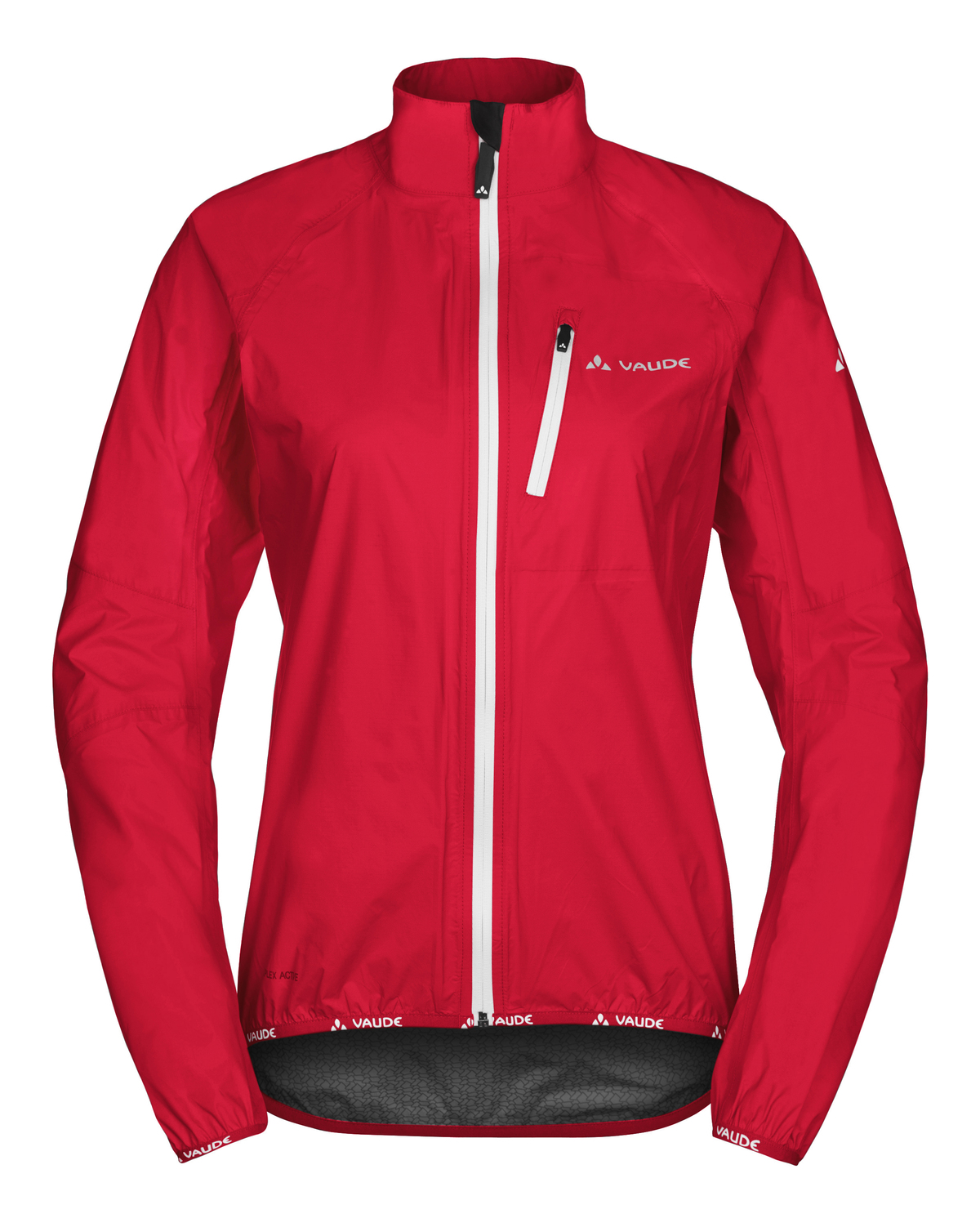 VAUDE Women´s Drop Jacket III red Größe 34 - schneider-sports