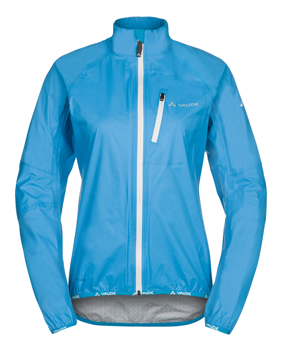 VAUDE Women´s Drop Jacket III teal blue Größe 34 - schneider-sports
