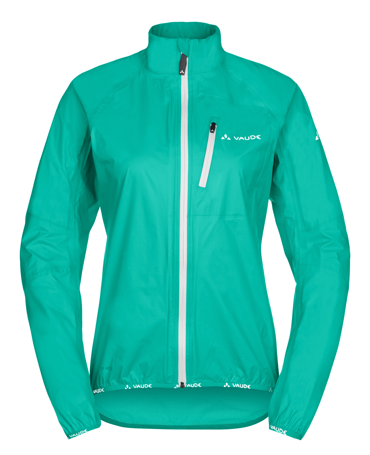 VAUDE Women´s Drop Jacket III lotus green Größe 34 - schneider-sports