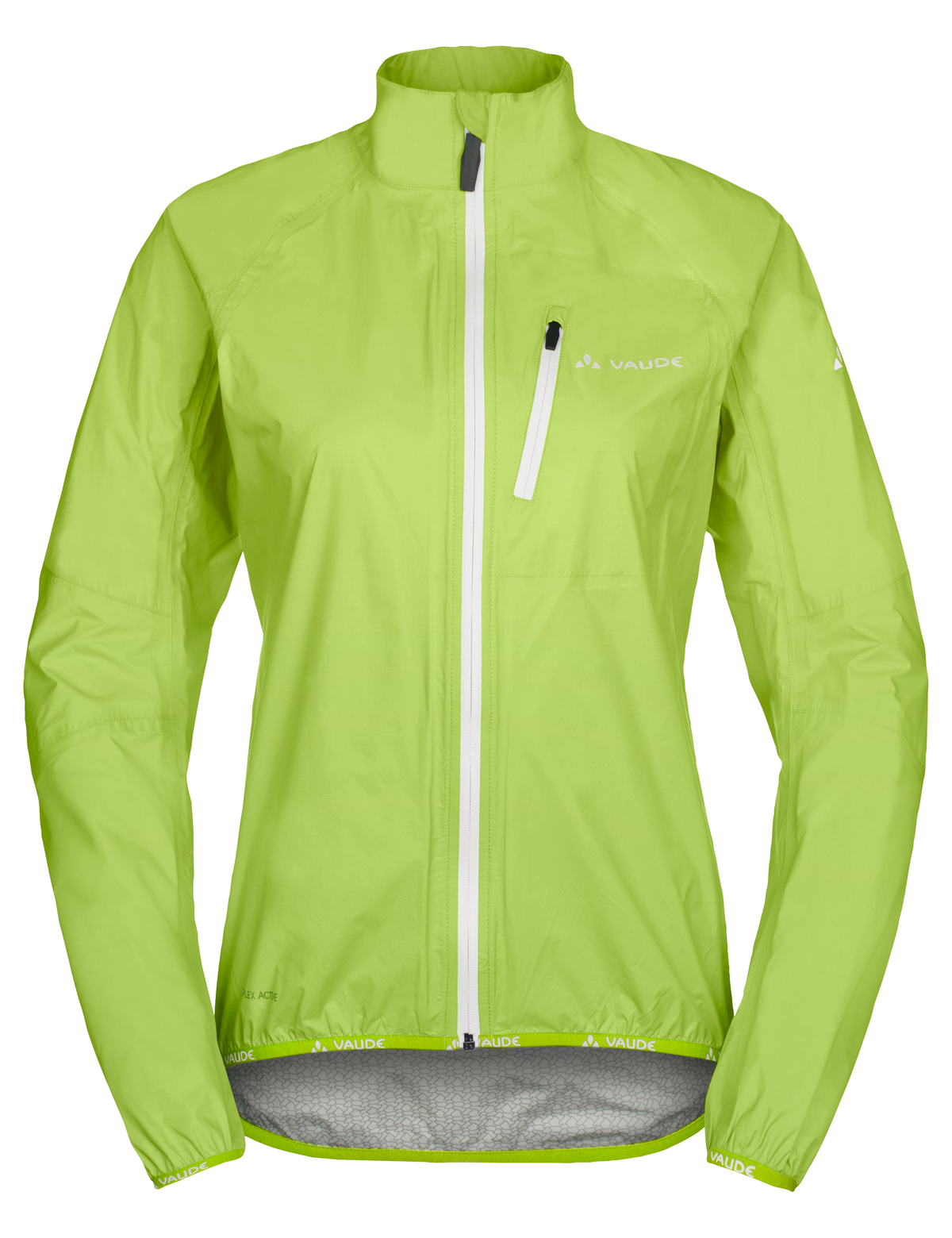 VAUDE Women´s Drop Jacket III pear Größe 34 - schneider-sports