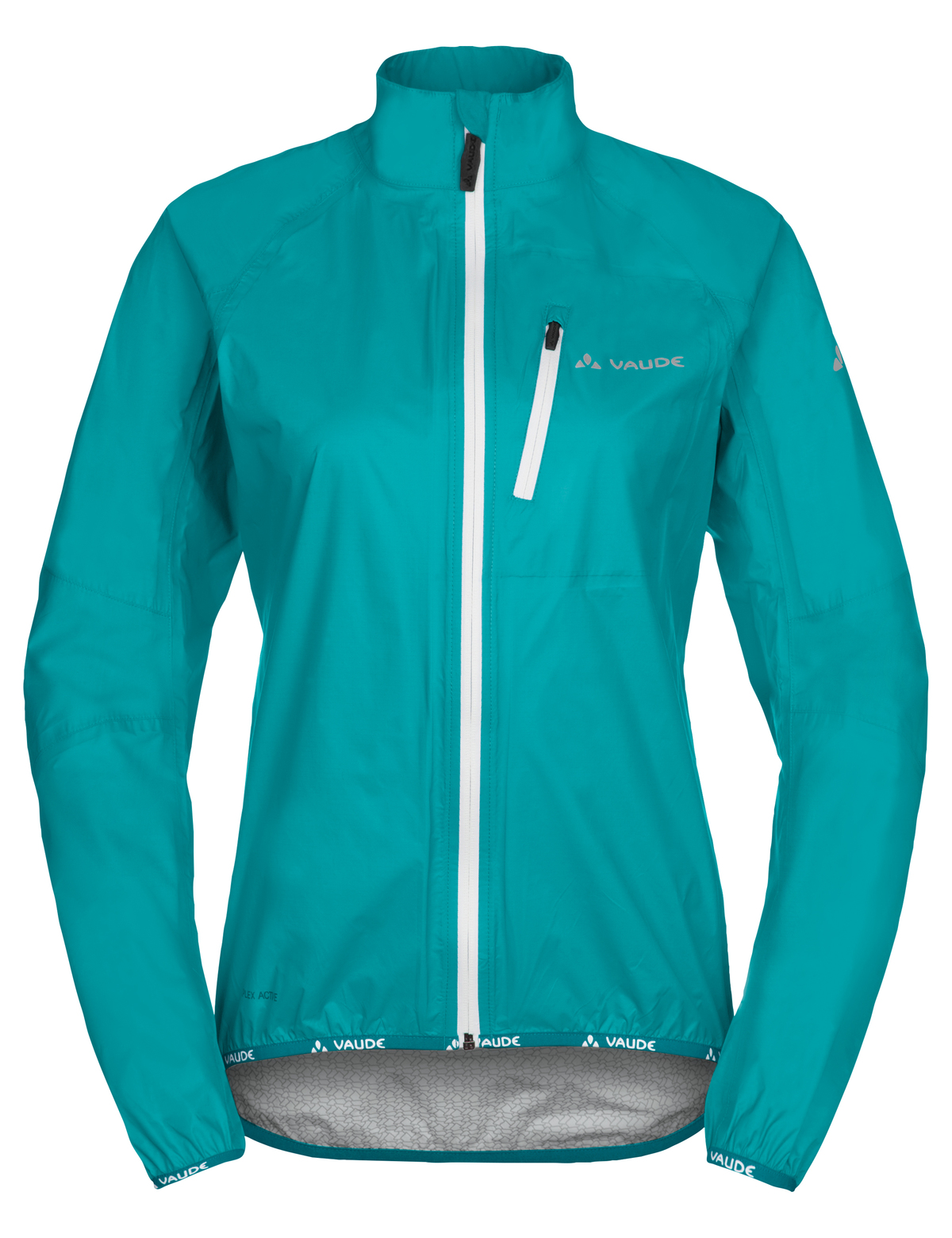 VAUDE Women´s Drop Jacket III reef Größe 34 - schneider-sports