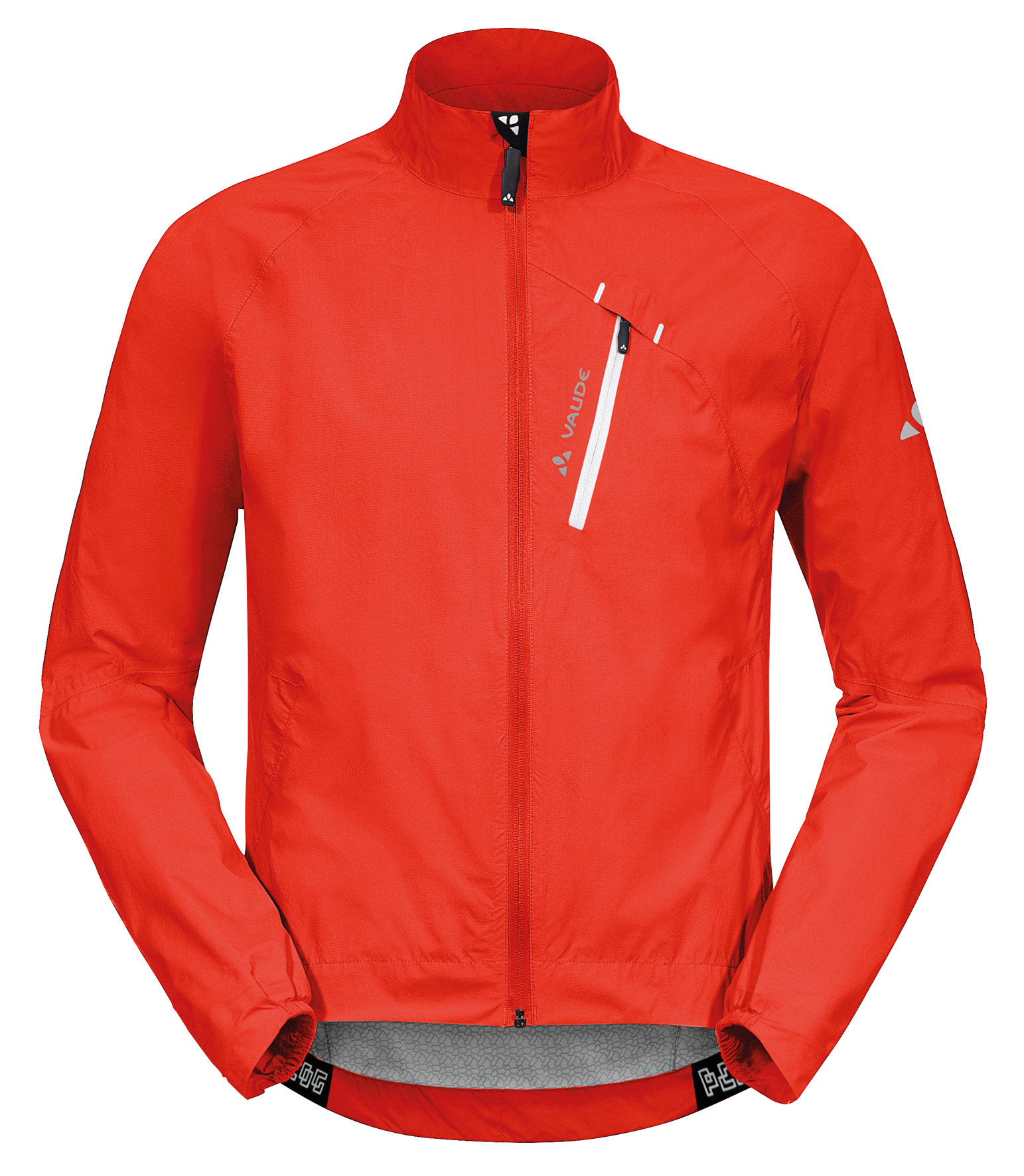 VAUDE Men´s Sky Fly Jacket II glowing red Größe L - schneider-sports