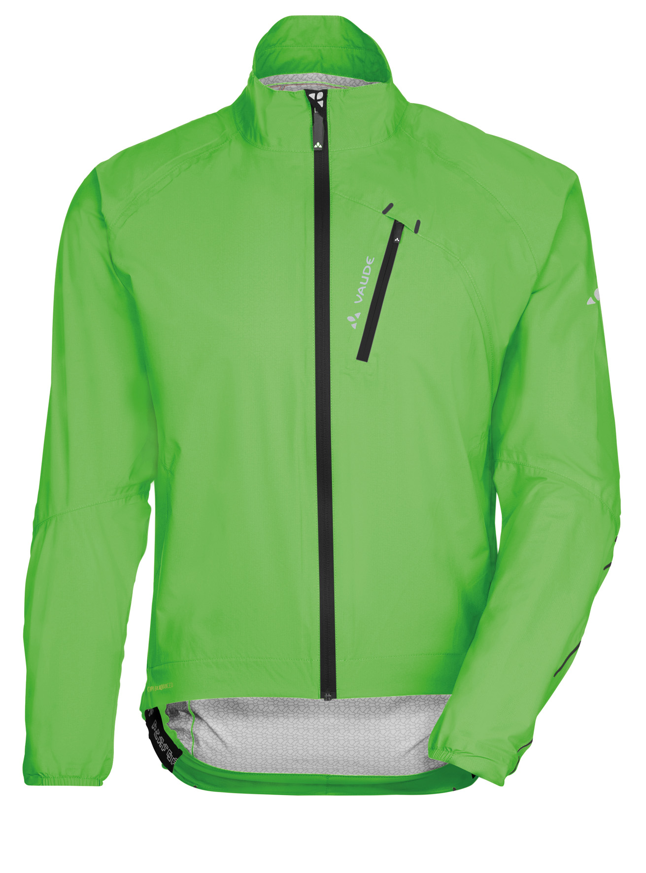 VAUDE Men´s Sky Fly Jacket II gooseberry Größe L - schneider-sports