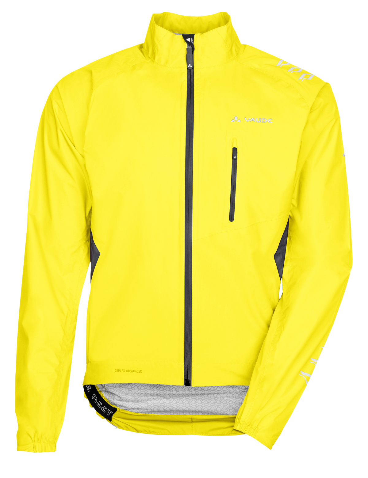 VAUDE Men´s Spray Jacket IV canary Größe L - schneider-sports