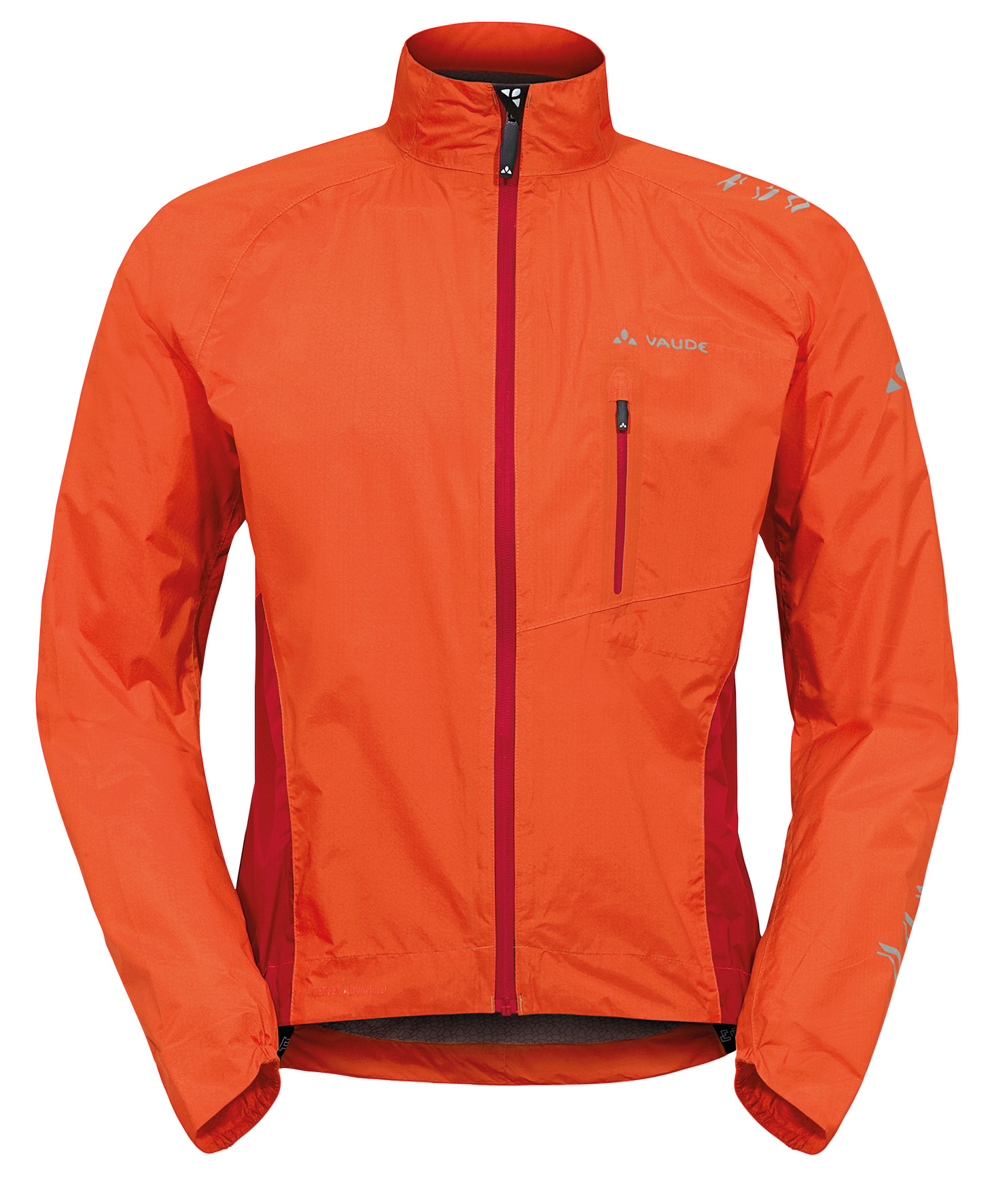 VAUDE Men´s Spray Jacket IV glowing red Größe L - schneider-sports