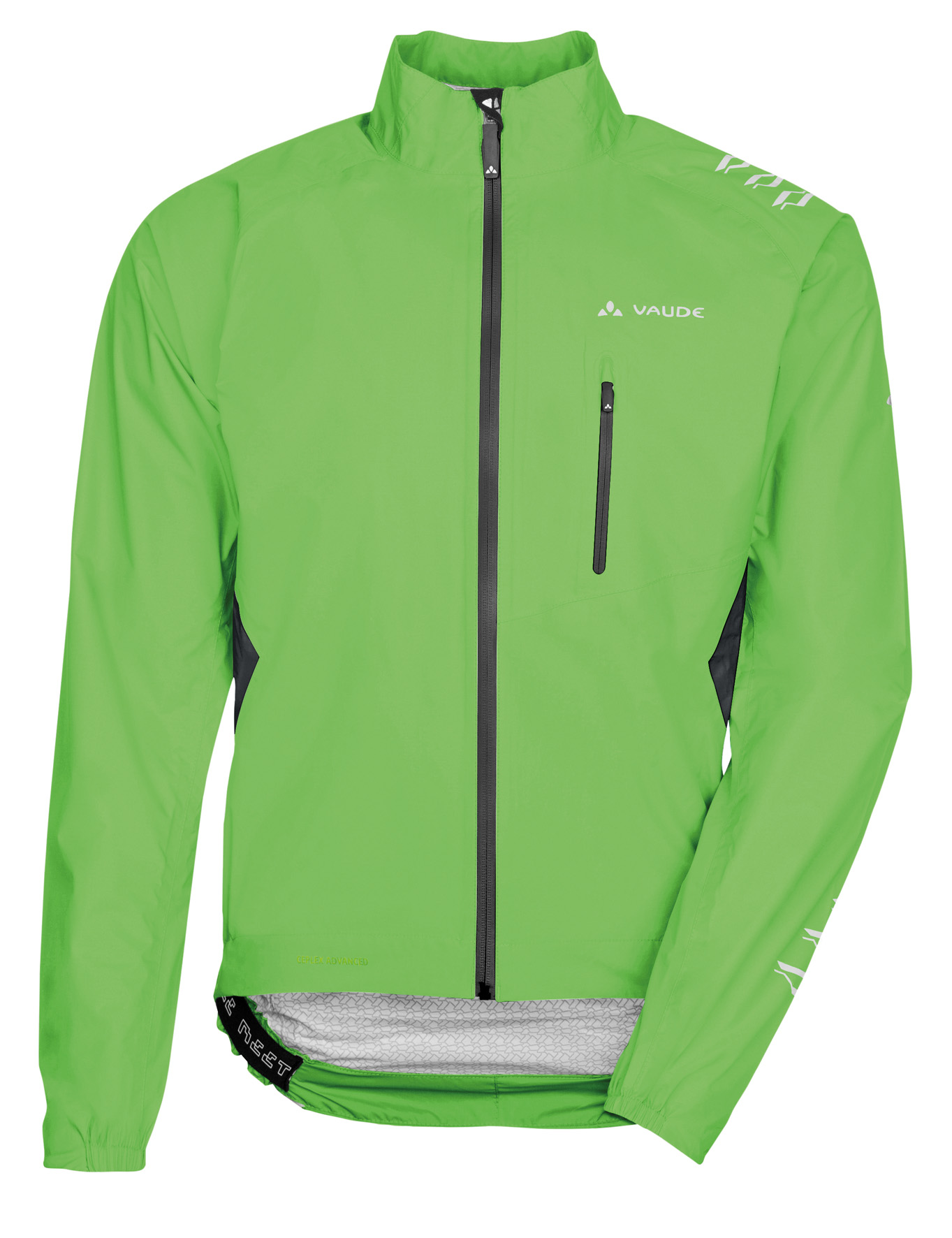 VAUDE Men´s Spray Jacket IV gooseberry Größe XL - Total Normal Bikes - Onlineshop und E-Bike Fahrradgeschäft in St.Ingbert im Saarland