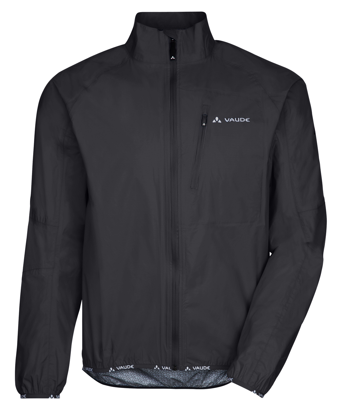 VAUDE Men´s Drop Jacket III black Größe M - schneider-sports
