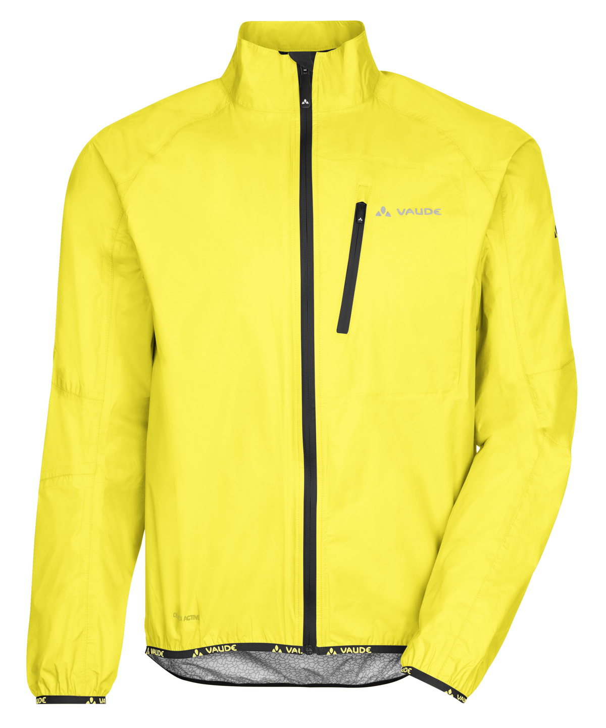 VAUDE Men´s Drop Jacket III canary Größe L - schneider-sports