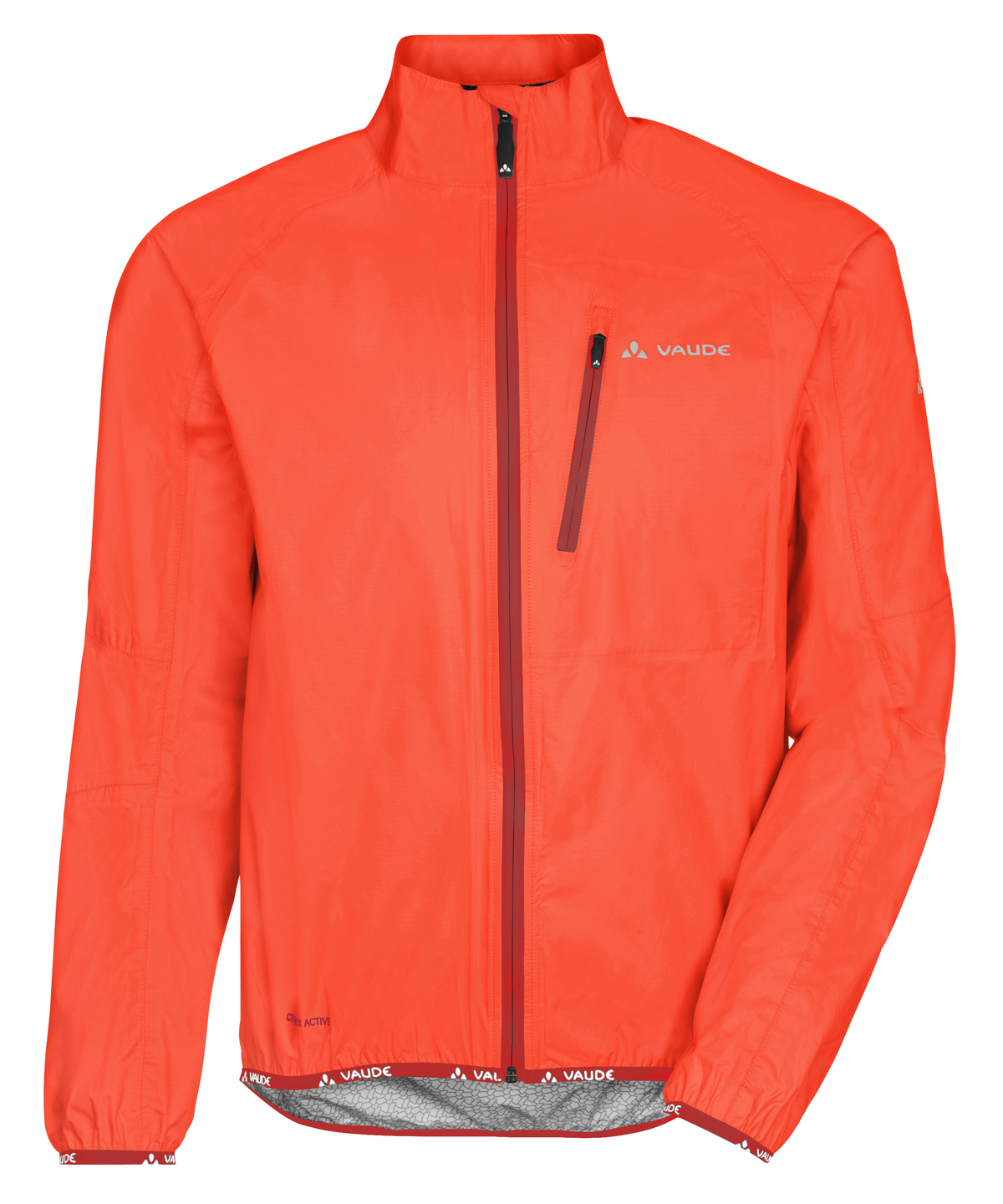 VAUDE Men´s Drop Jacket III glowing red Größe L - schneider-sports