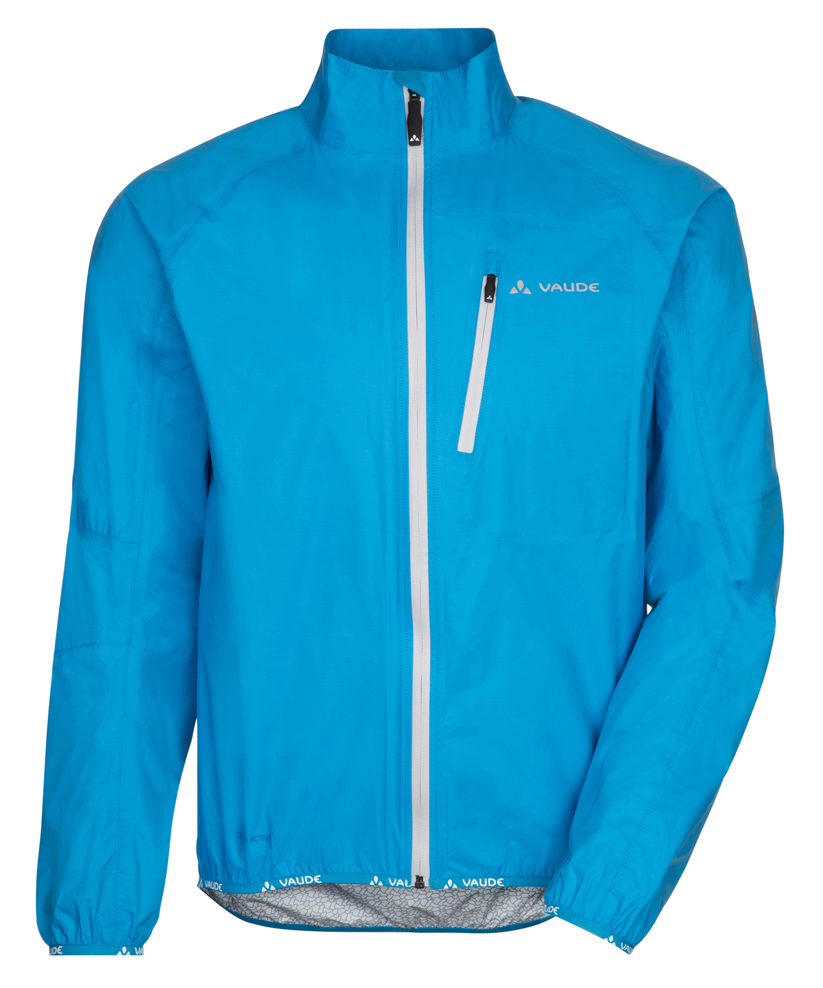 Men´s Drop Jacket III teal blue Größe S - schneider-sports