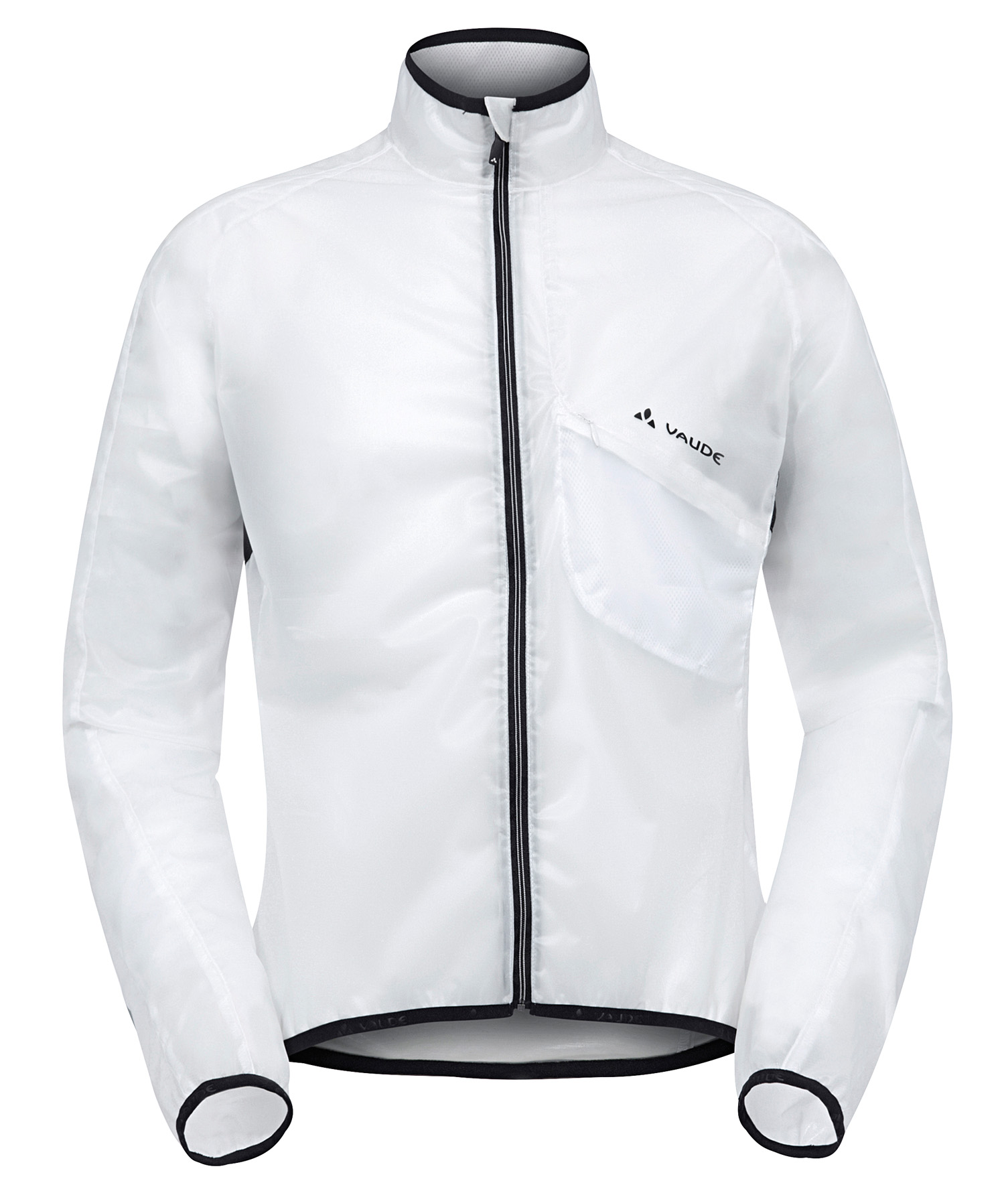 Men´s Unique Jacket III white Größe L - schneider-sports