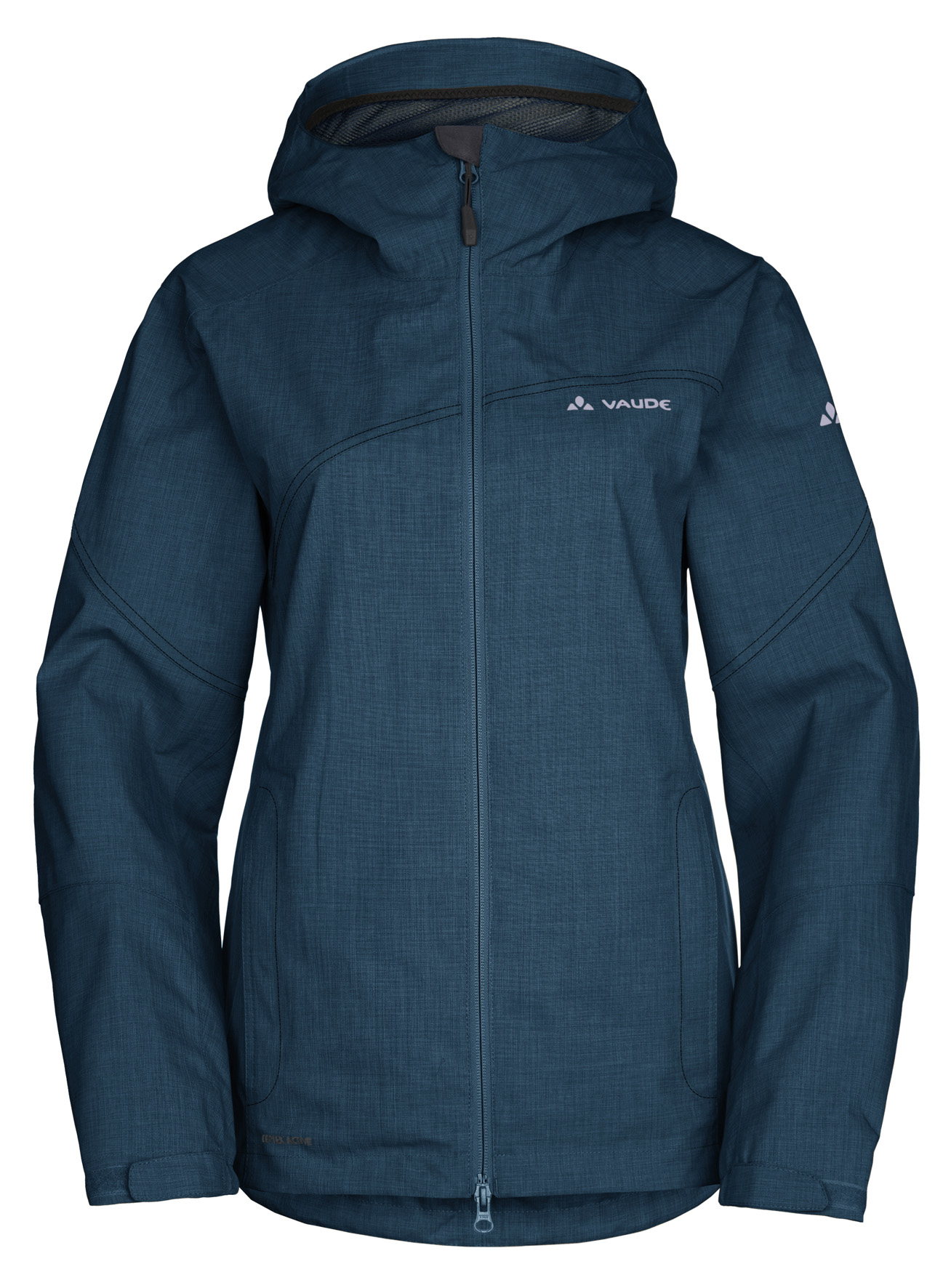 VAUDE Women´s Estero Jacket baltic sea Größe 36 - schneider-sports