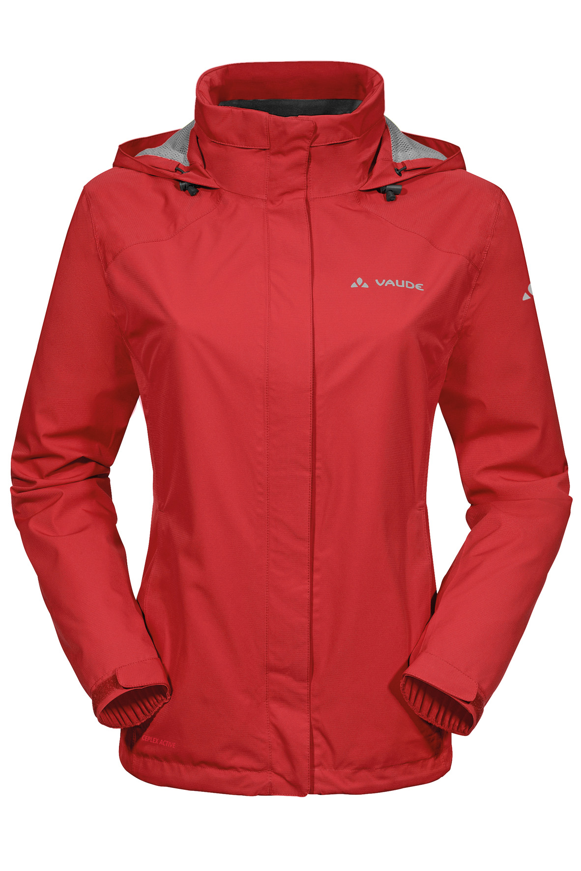 VAUDE Women´s Escape Bike Light Jacket red Größe 36 - schneider-sports