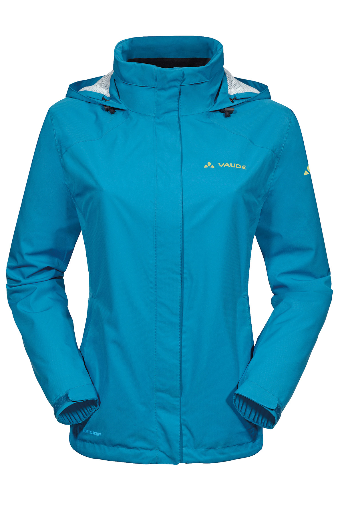 VAUDE Women´s Escape Bike Light Jacket teal blue Größe 36 - schneider-sports