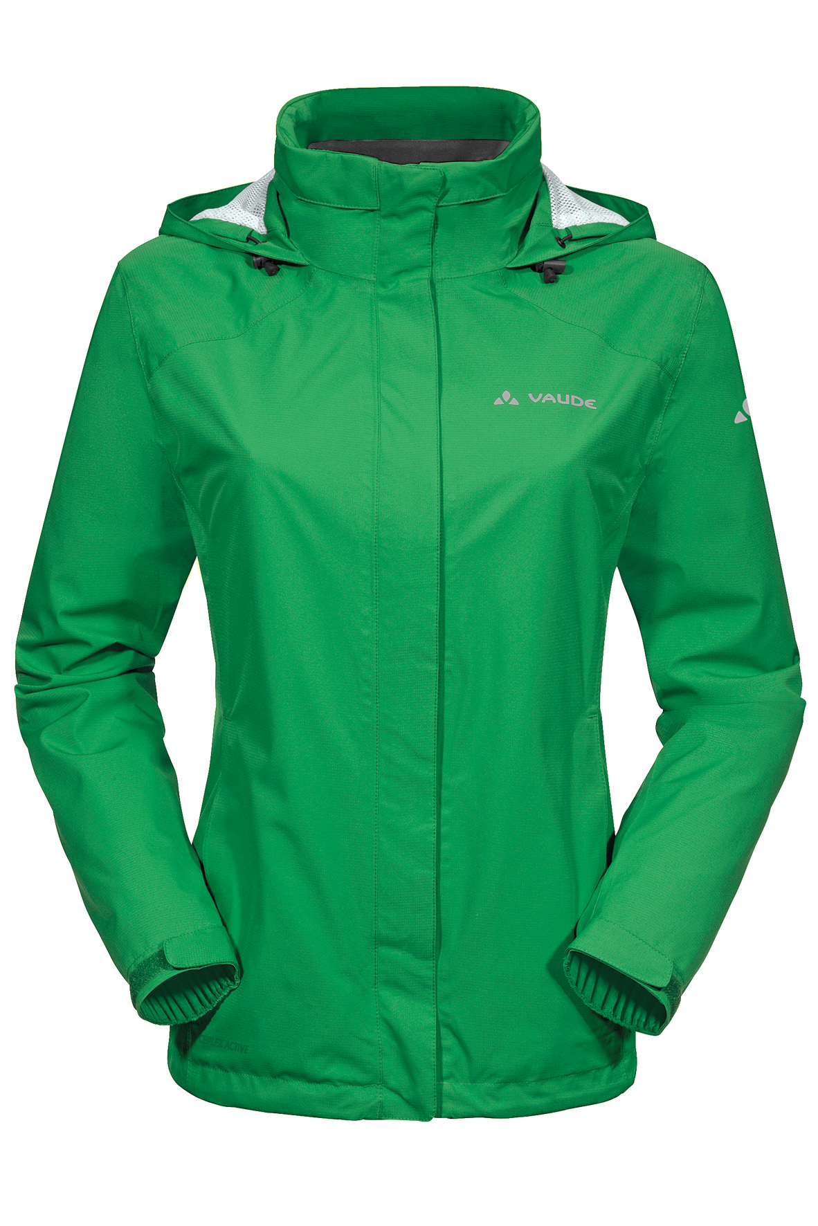 VAUDE Women´s Escape Bike Light Jacket grasshopper Größe 38 - schneider-sports