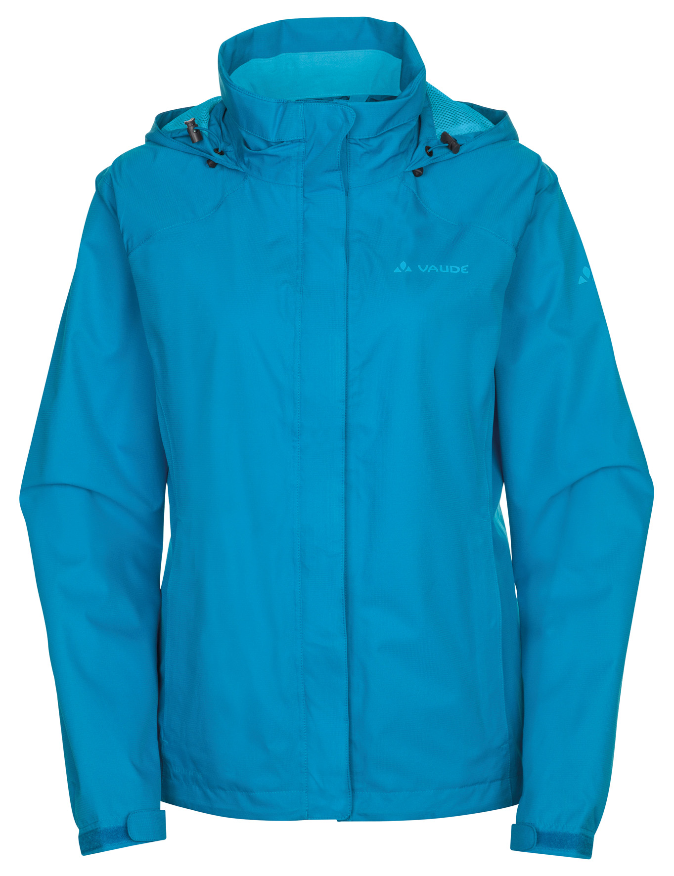 VAUDE Women´s Escape Bike Light Jacket spring blue Größe 36 - schneider-sports