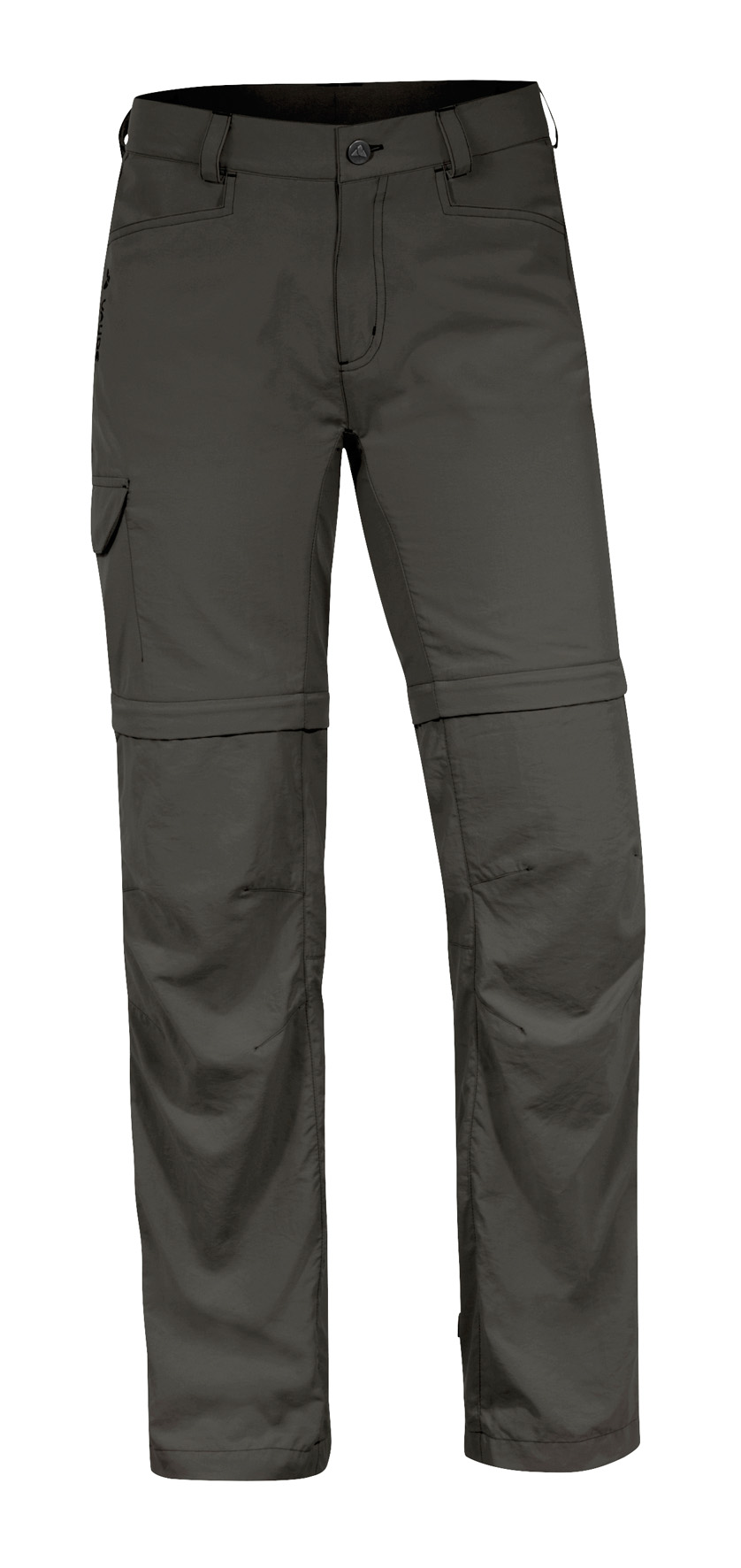Women´s Lauca ZO Pants fir green Größe 38 - schneider-sports