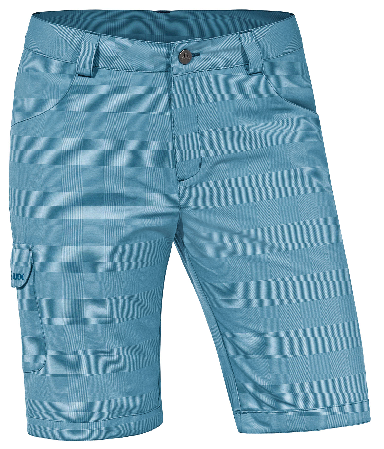 Women´s Taguna Shorts II teal blue Größe 36 - schneider-sports