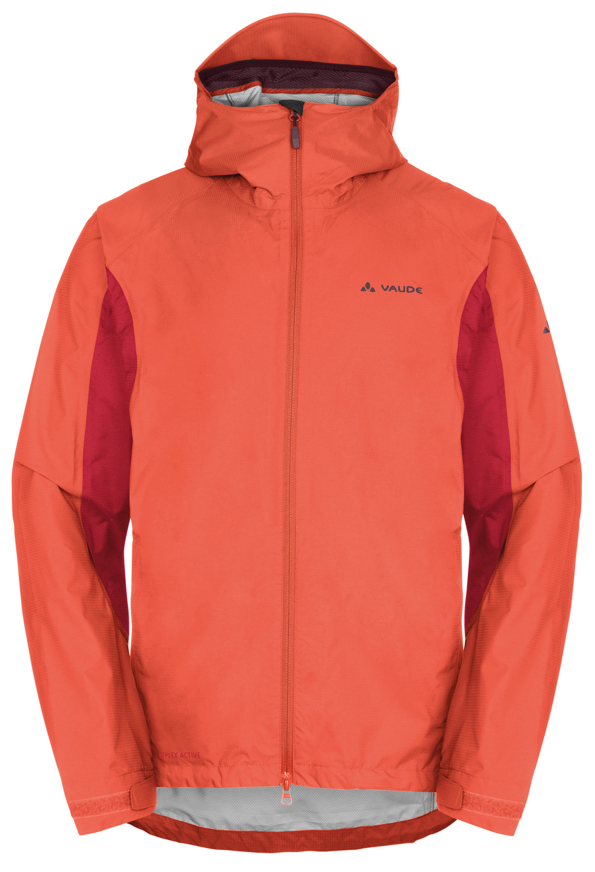 VAUDE Men´s Yaras Jacket orange Größe S - schneider-sports