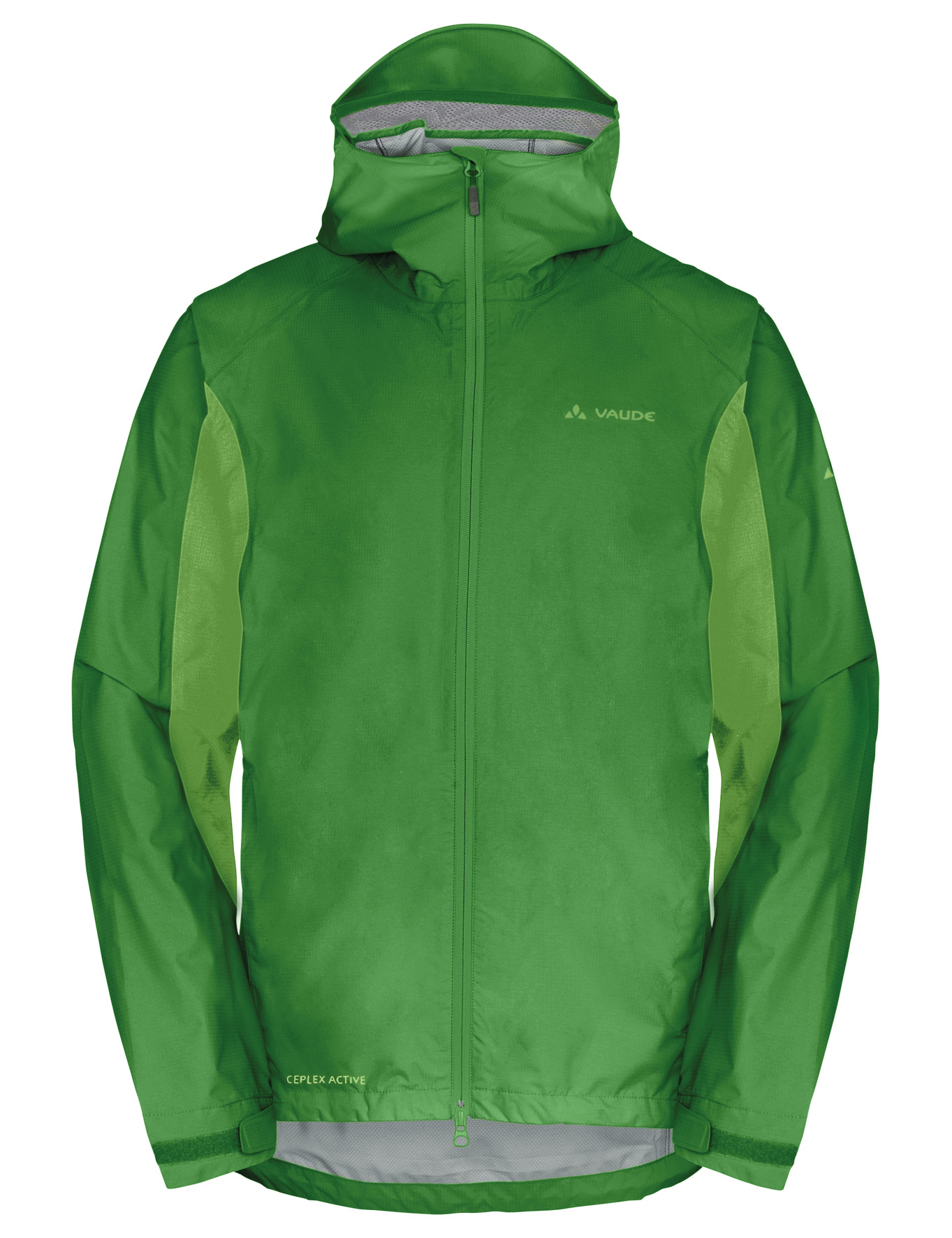 VAUDE Men´s Yaras Jacket parrot green Größe S - schneider-sports