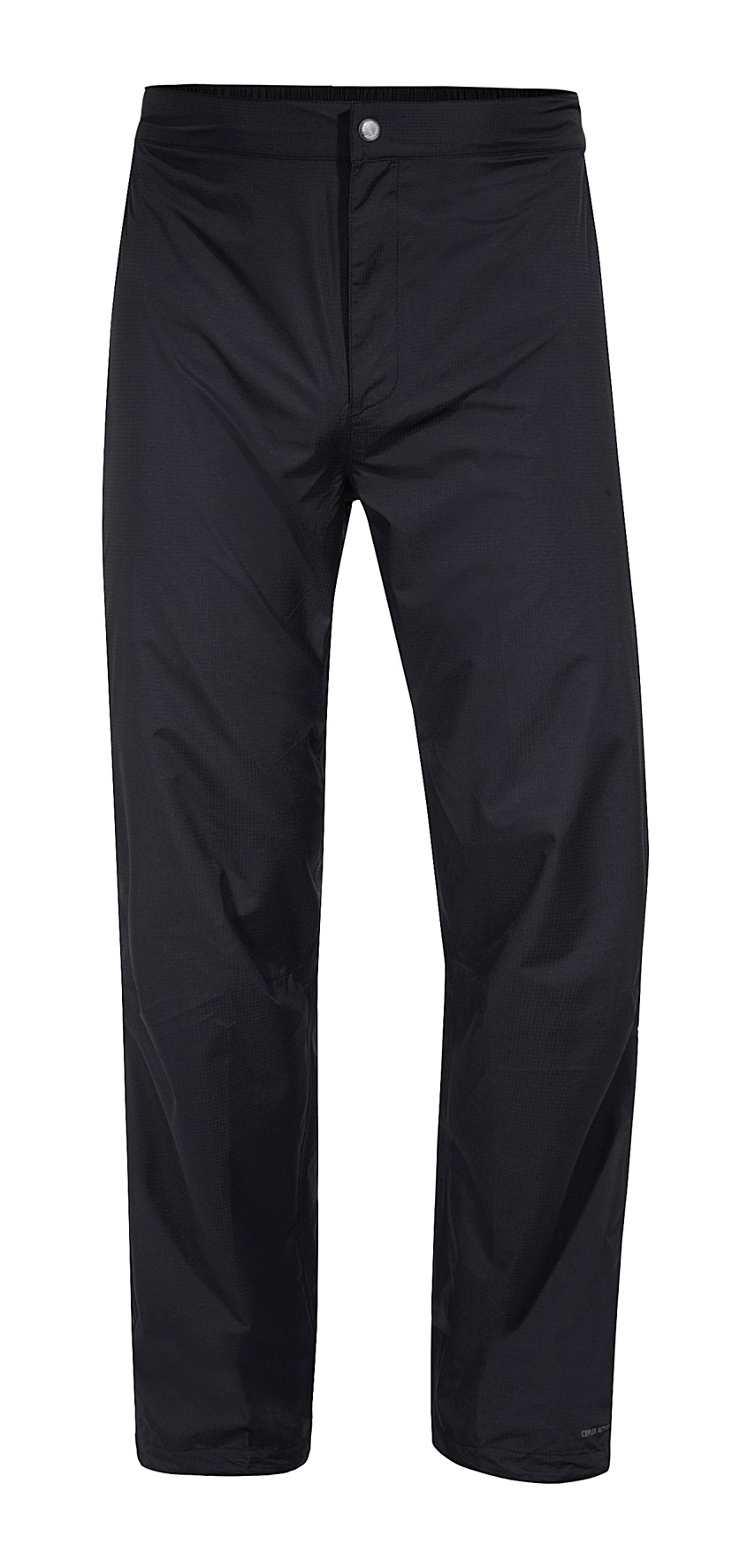 VAUDE Men´s Yaras Rain Pants black Größe S-Short - schneider-sports