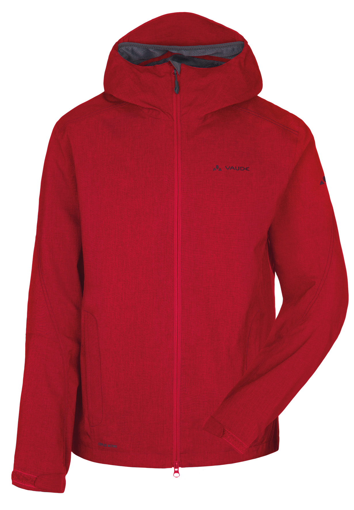 VAUDE Men´s Estero Jacket indian red Größe L - schneider-sports