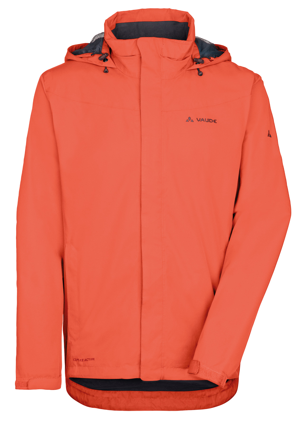 VAUDE Men´s Escape Bike Light Jacket orange Größe S - schneider-sports