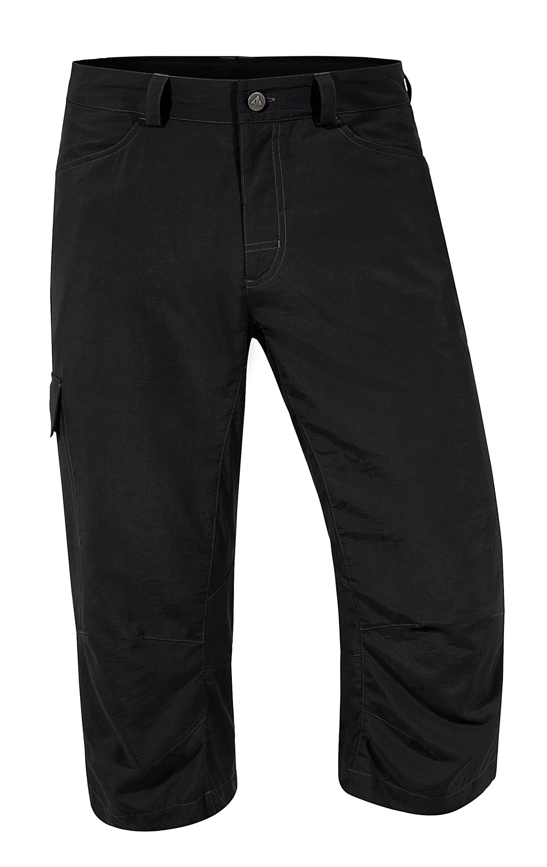 Men´s Lauca 3/4 Pants black Größe S - schneider-sports