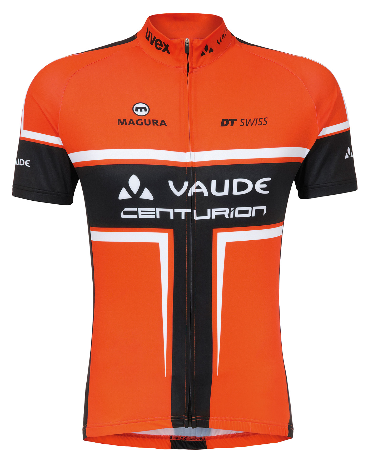 Men´s Vaude-Centurion Tricot II orange Größe L - schneider-sports