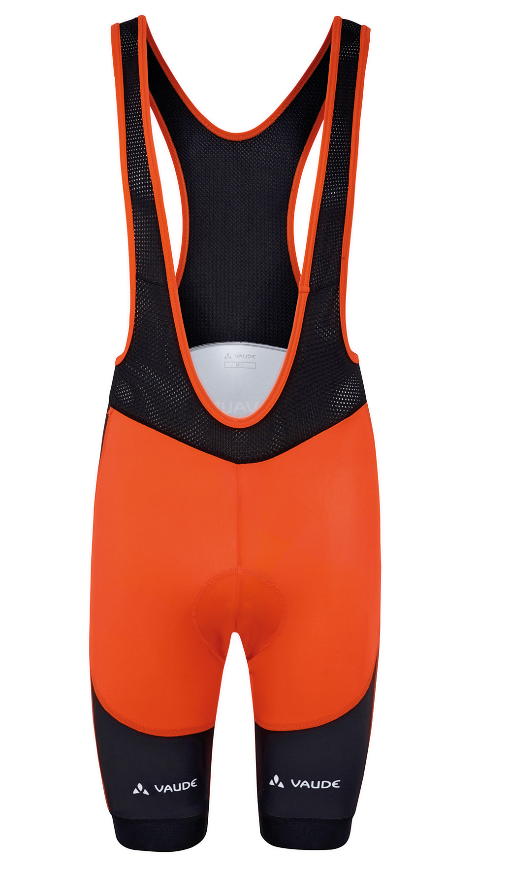 Men´s Vaude-Centurion Bib Pants II orange Größe L - schneider-sports