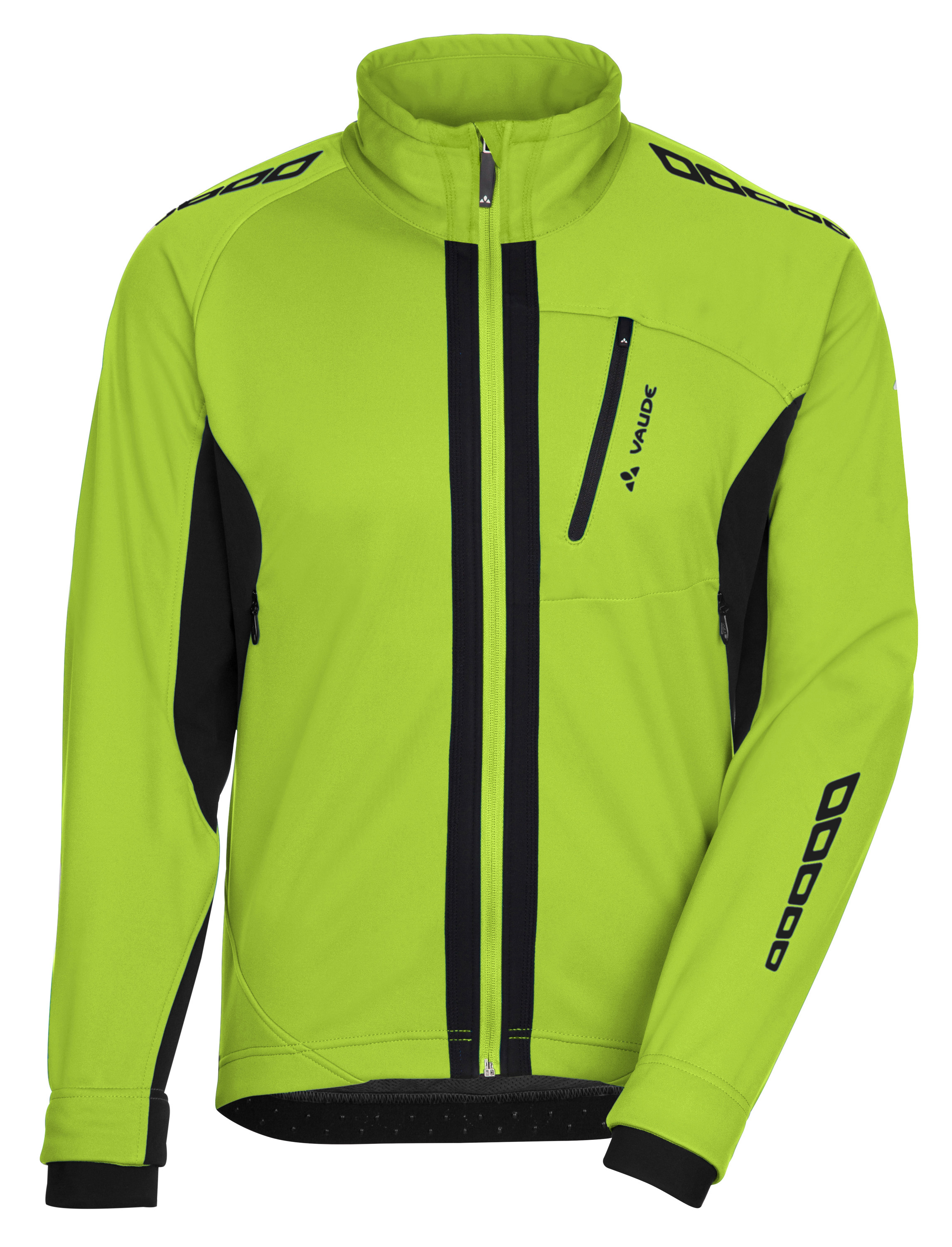 VAUDE Men´s Kuro Softshell Jacket II pistachio Größe XL - schneider-sports