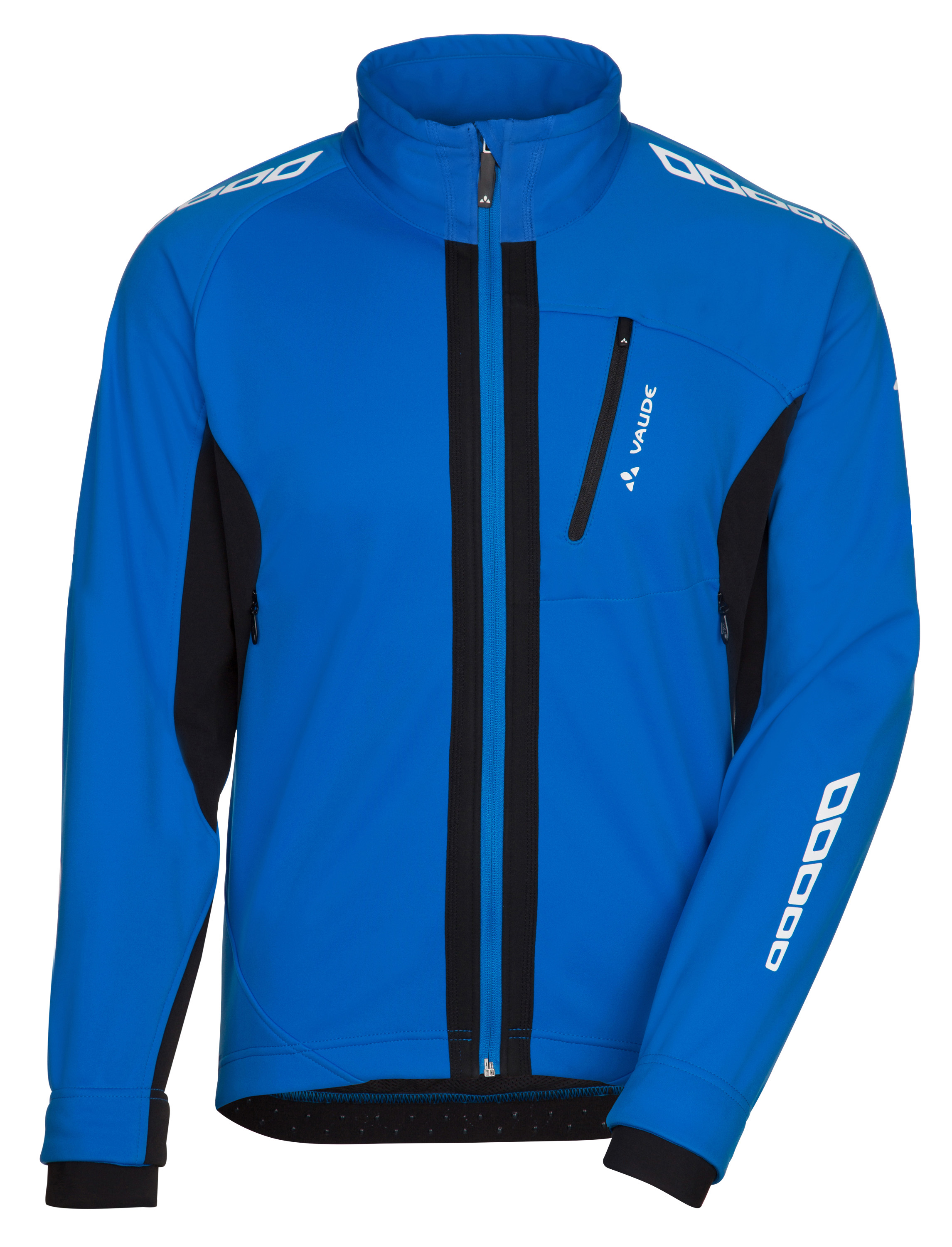 VAUDE Men´s Kuro Softshell Jacket II hydro blue Größe M - schneider-sports