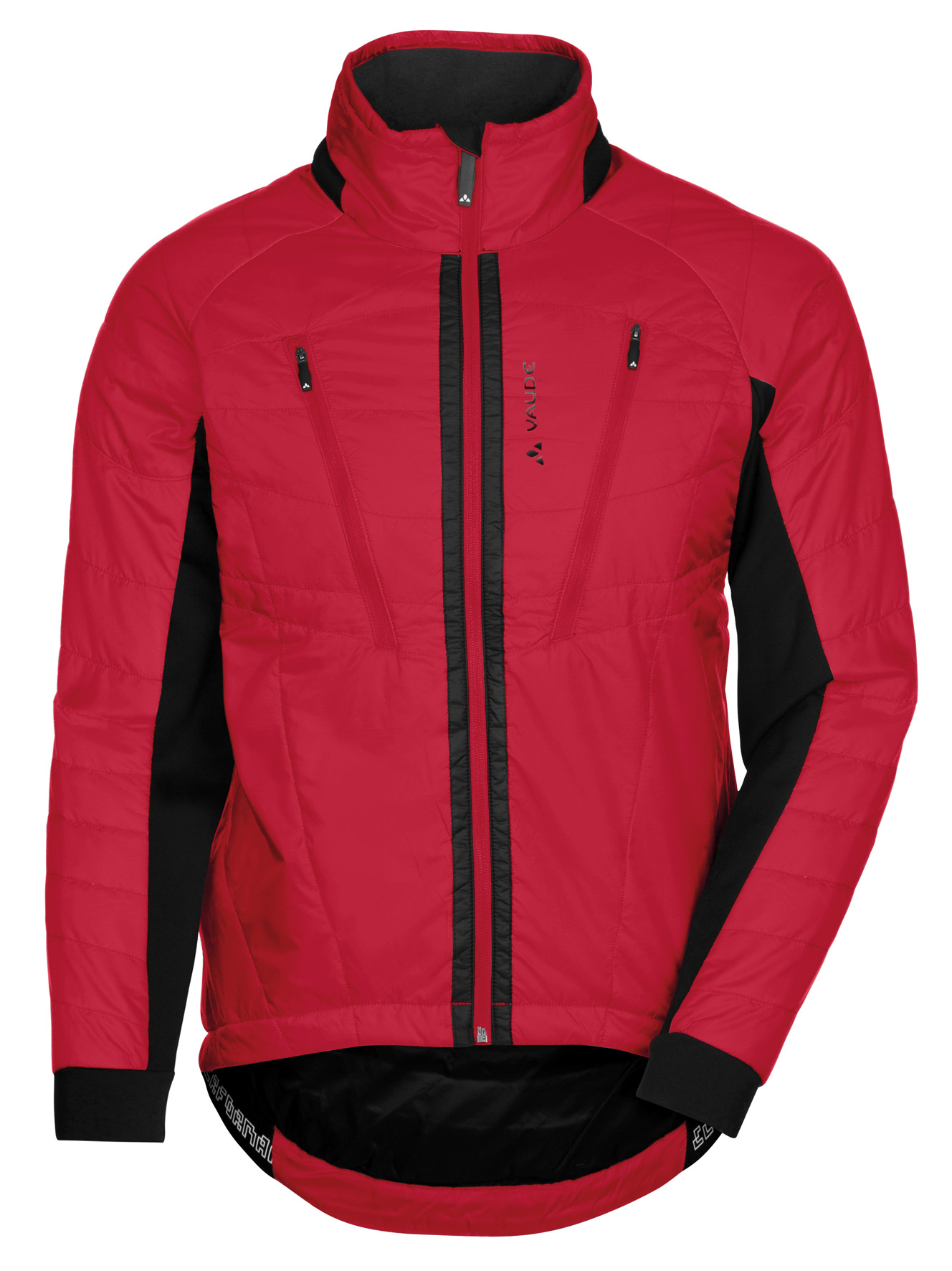 VAUDE Men´s Primapro Jacket indian red Größe S - schneider-sports