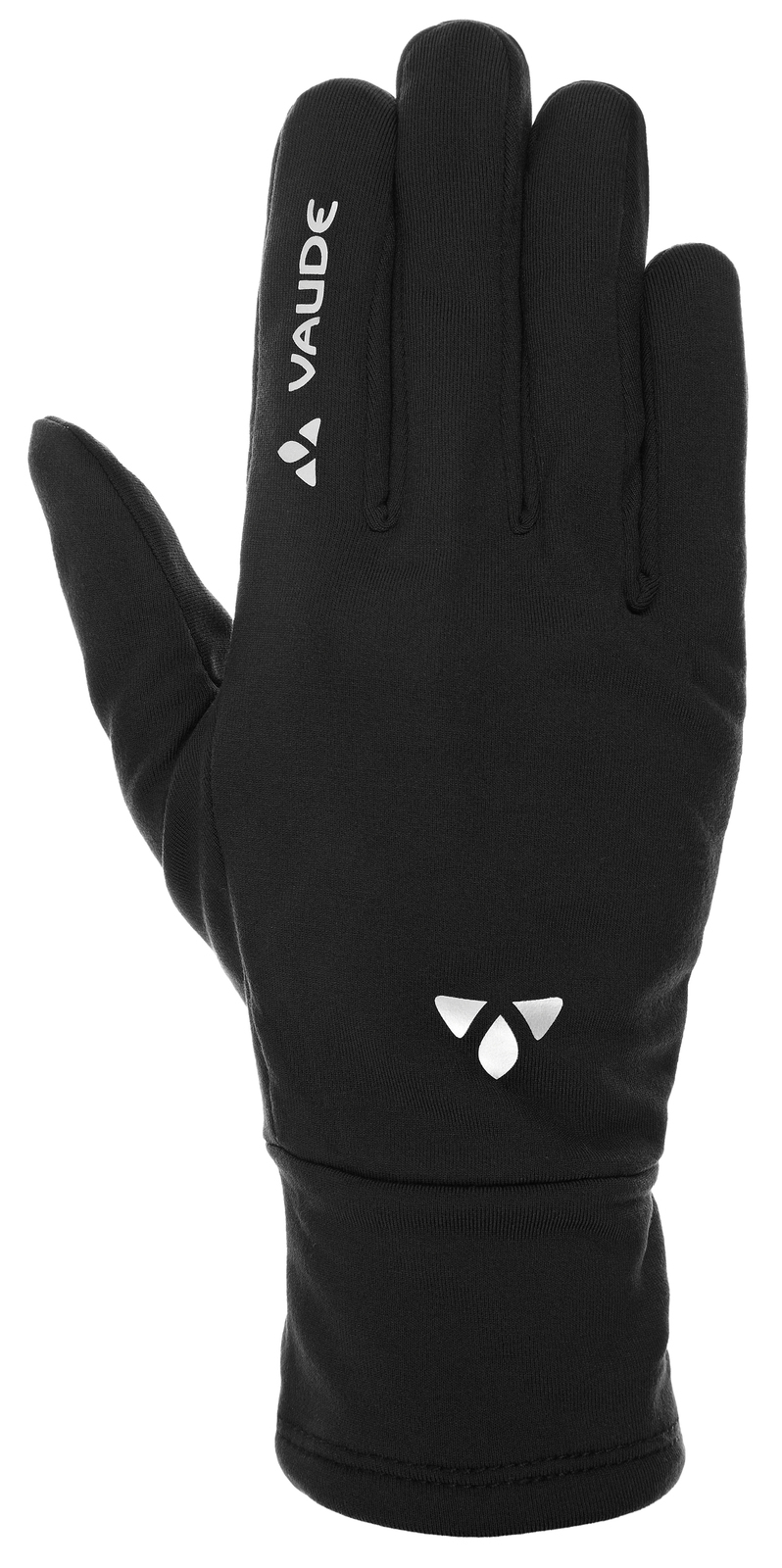 VAUDE Haver Gloves II black Größe 5 - schneider-sports