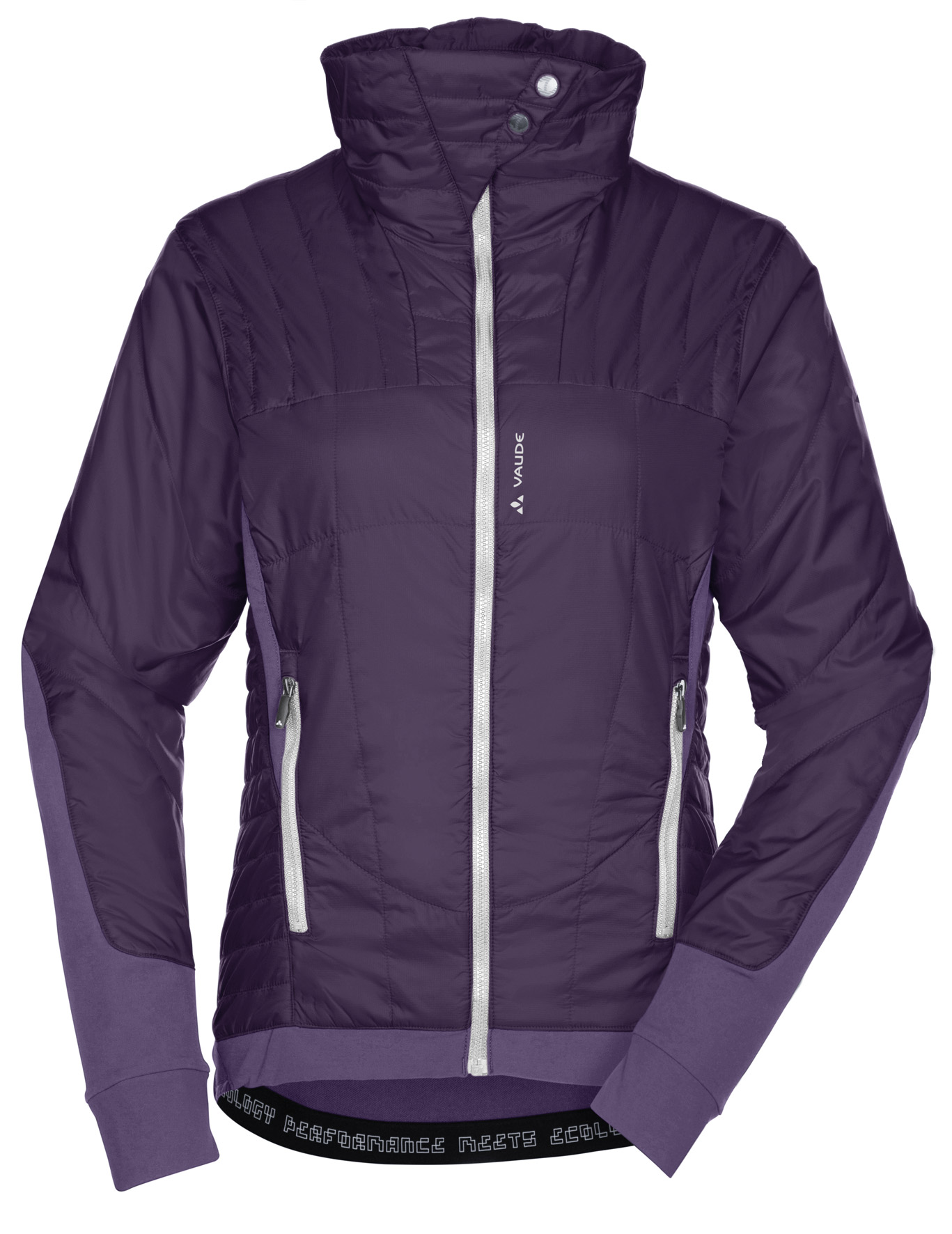VAUDE Women´s Minaki Jacket elderberry Größe 36 - schneider-sports