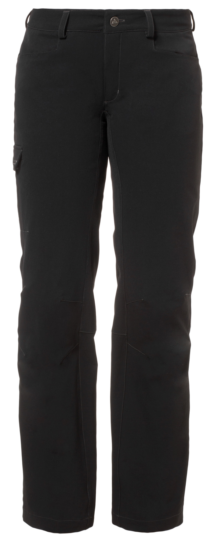 VAUDE Women´s Lauca Windproof Pants black Größe 36 - schneider-sports