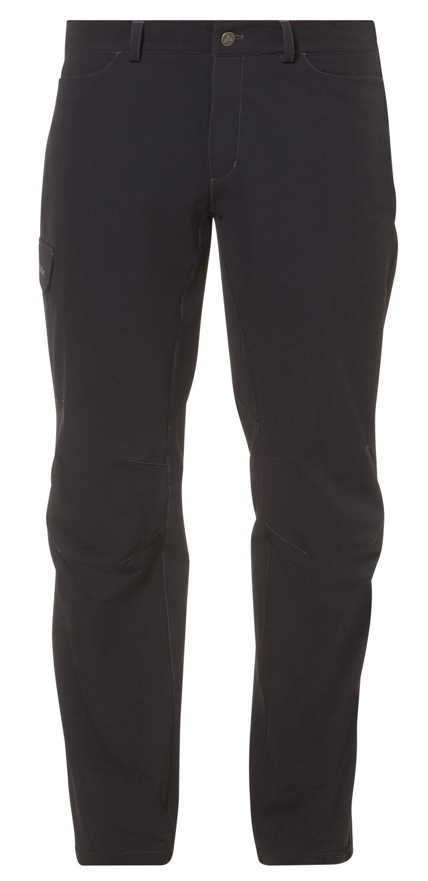 VAUDE Men´s Lauca Windproof Pants black Größe L - schneider-sports