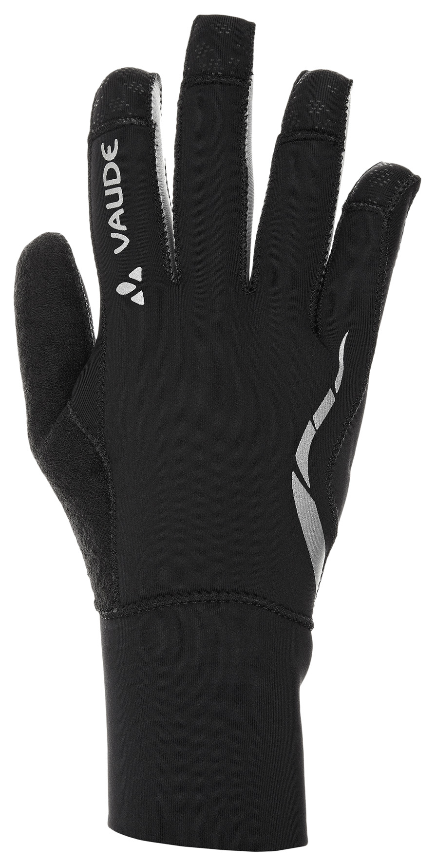 VAUDE Chronos Gloves black Größe 5 - schneider-sports