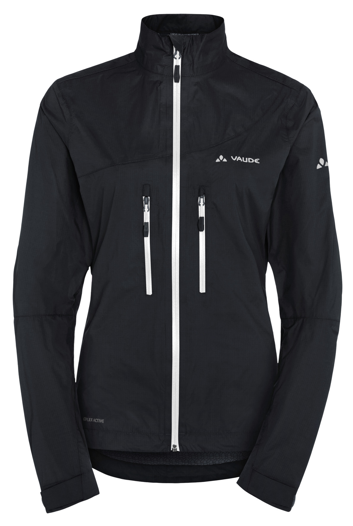 VAUDE Women´s Tremalzo Rain Jacket black Größe 36 - schneider-sports
