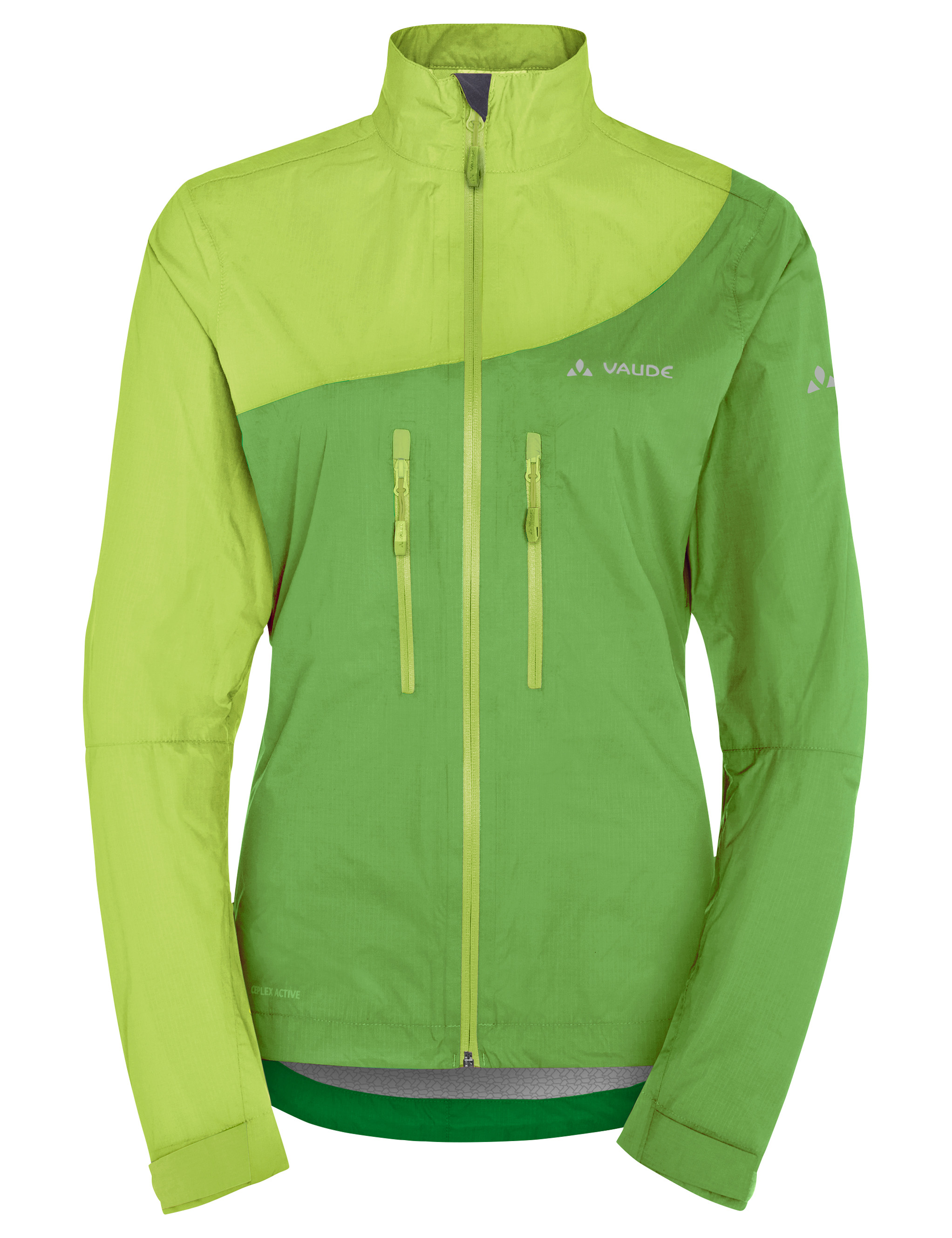 VAUDE Women´s Tremalzo Rain Jacket apple Größe 42 - schneider-sports