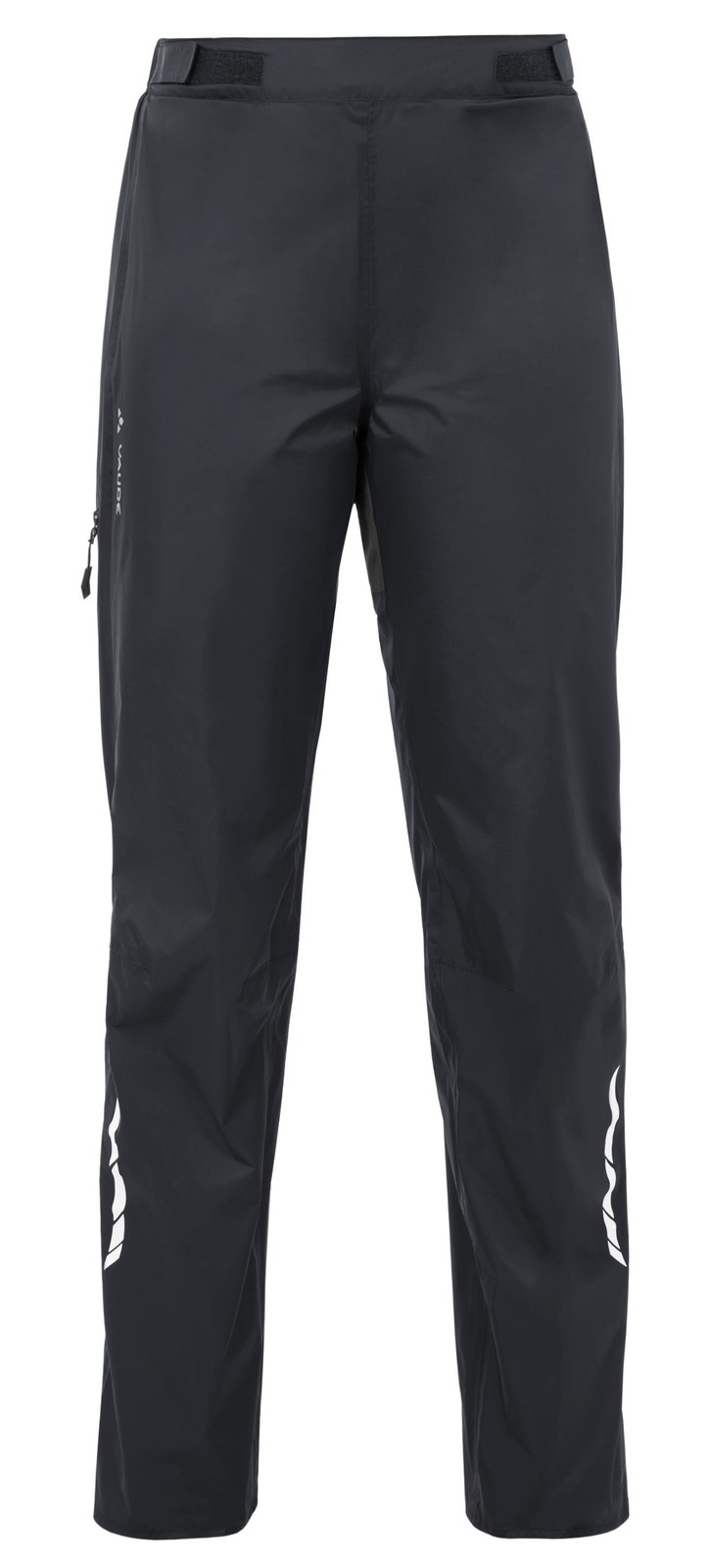 Women´s Tremalzo Rain Pants black Größe 46 - schneider-sports