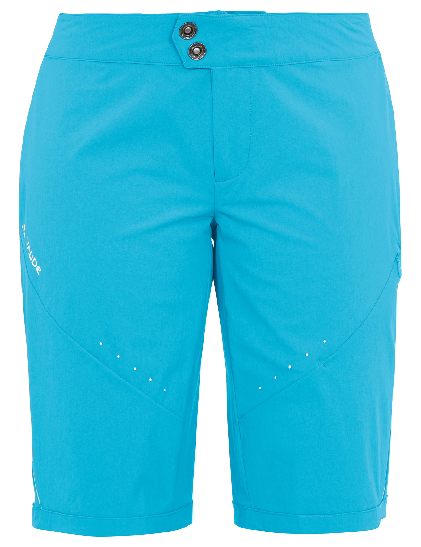 VAUDE Women´s Topa Shorts polar sea Größe 40 - schneider-sports