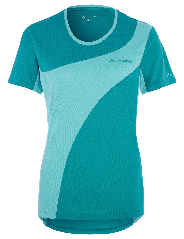 VAUDE Women´s Moab Shirt reef Größe 36 - schneider-sports
