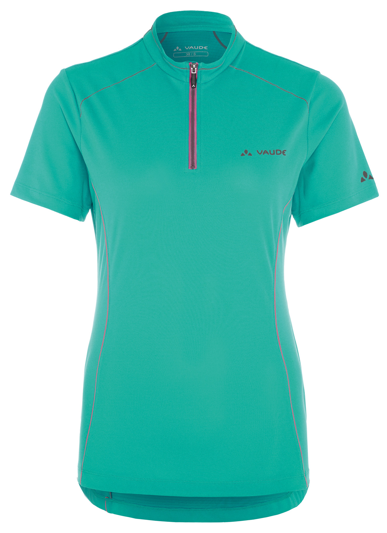 Women´s Tamaro Shirt lotus green Größe 36 - schneider-sports