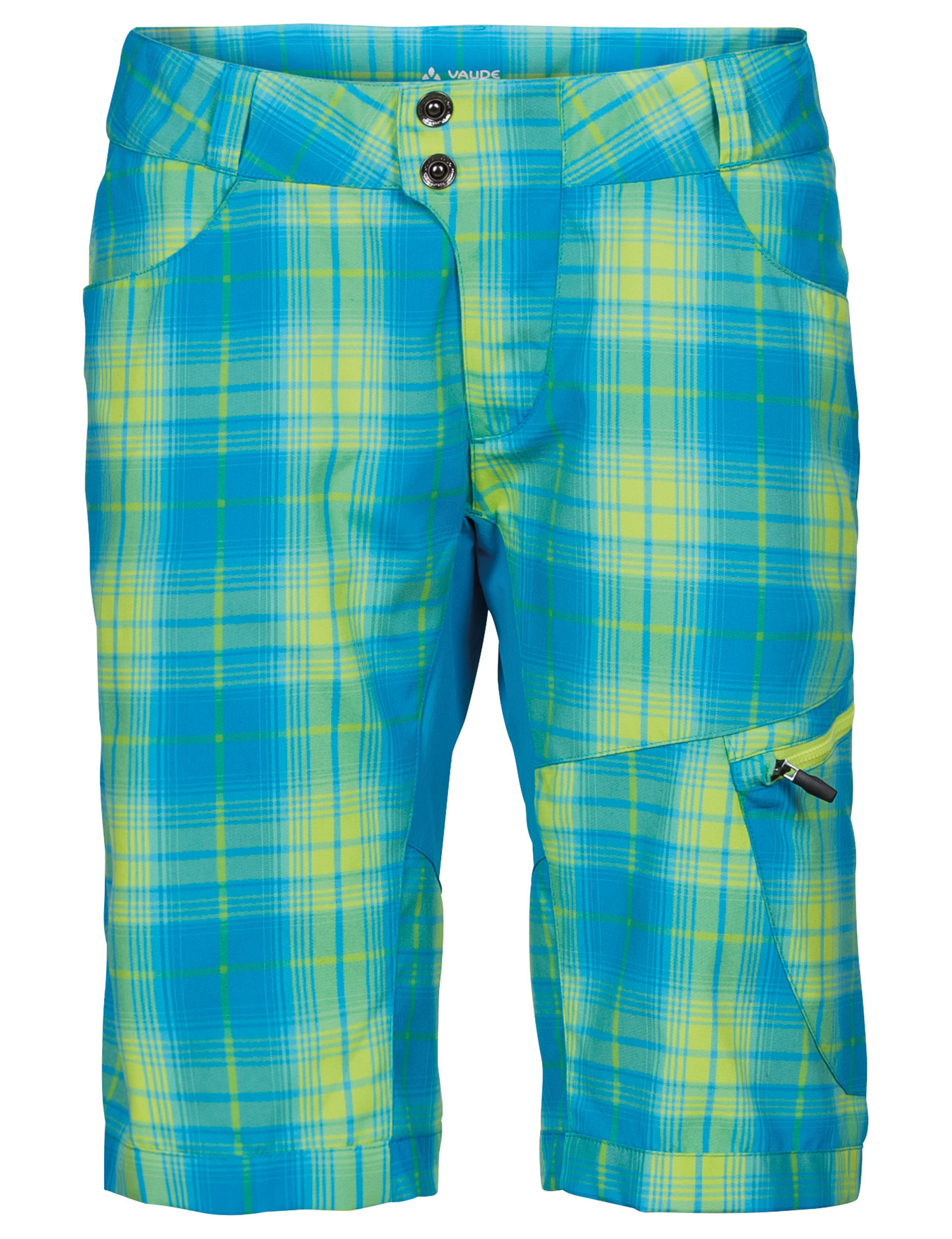 VAUDE Women´s Craggy Pants II spring blue Größe 34 - schneider-sports