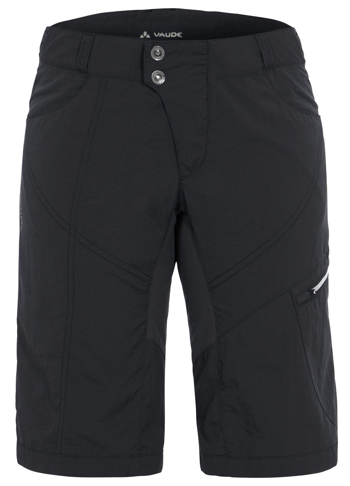 VAUDE Women´s Tamaro Shorts black Größe 36 - schneider-sports