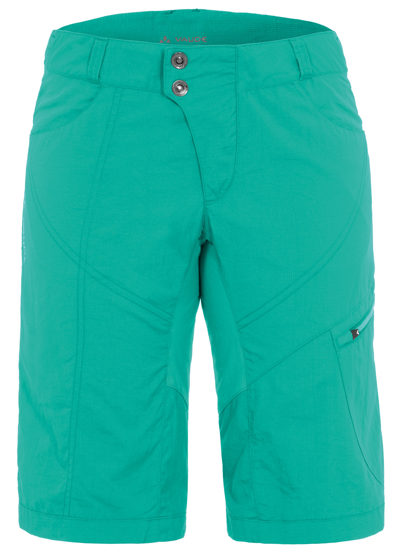 Women´s Tamaro Shorts lotus green Größe 38 - schneider-sports