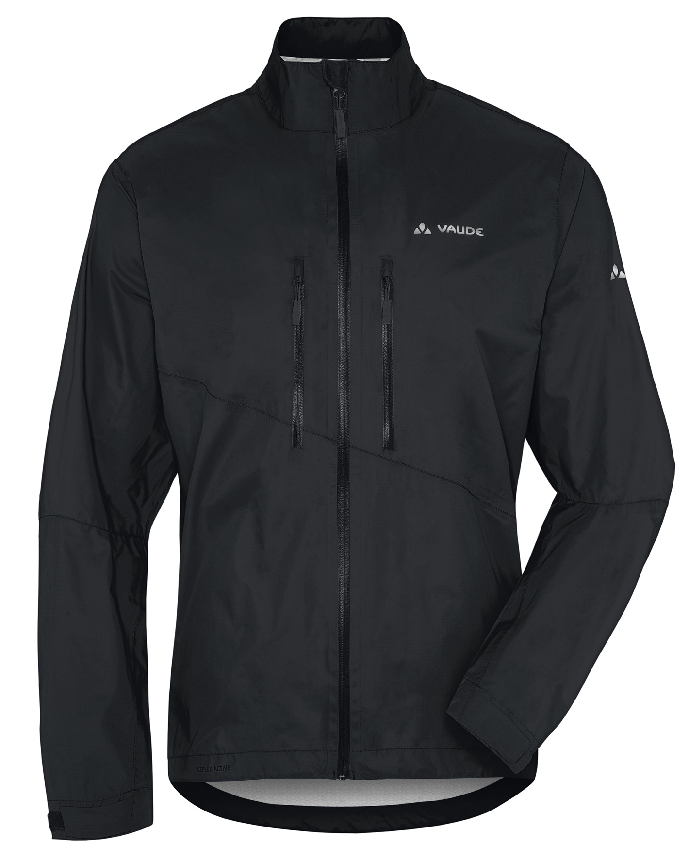 VAUDE Men´s Tremalzo Rain Jacket black Größe S - schneider-sports